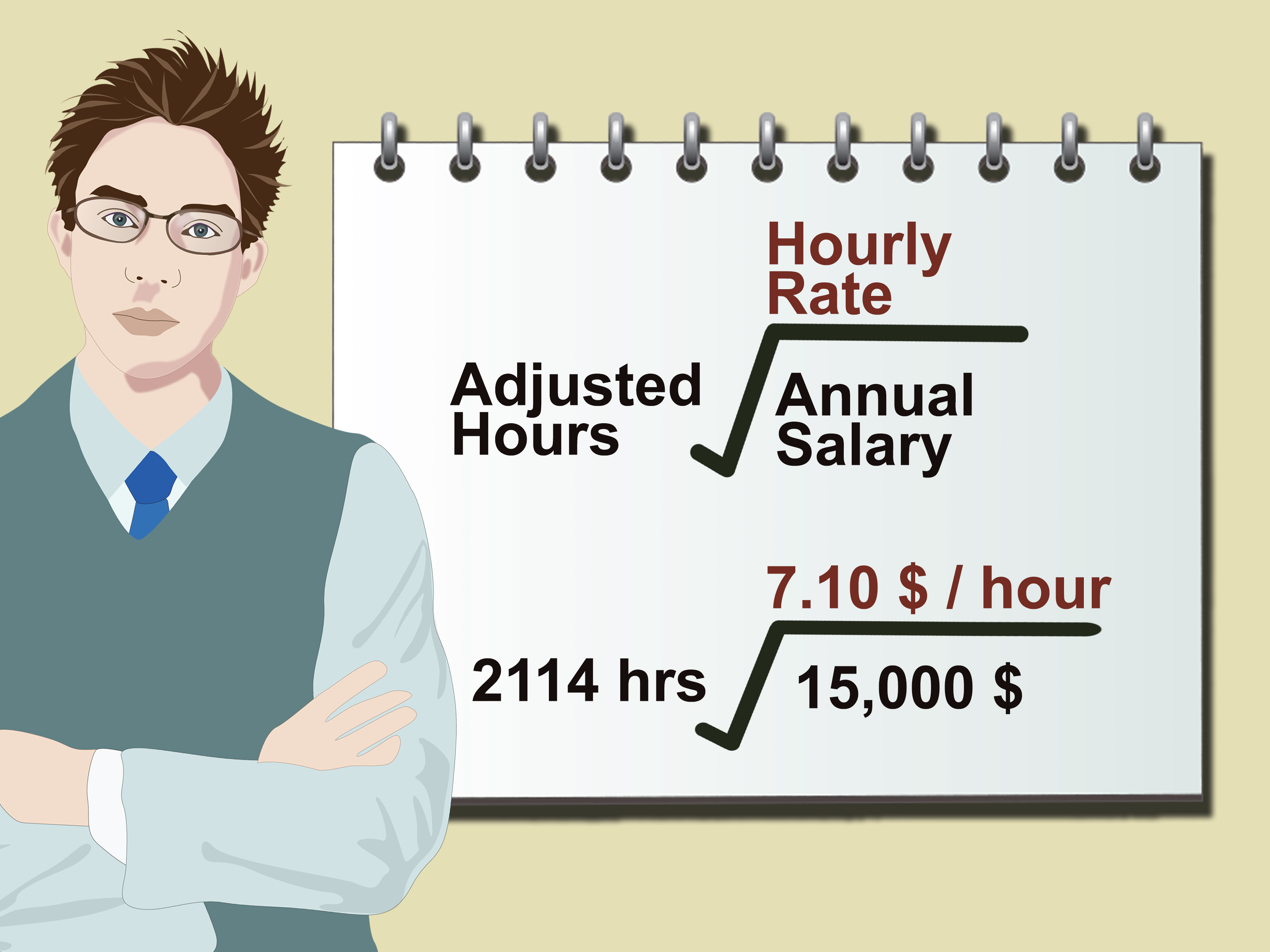 3 Ways To Calculate Your Hourly Rate