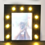 How To Make A Makeup Mirror With Lights 11 Steps With Pictures