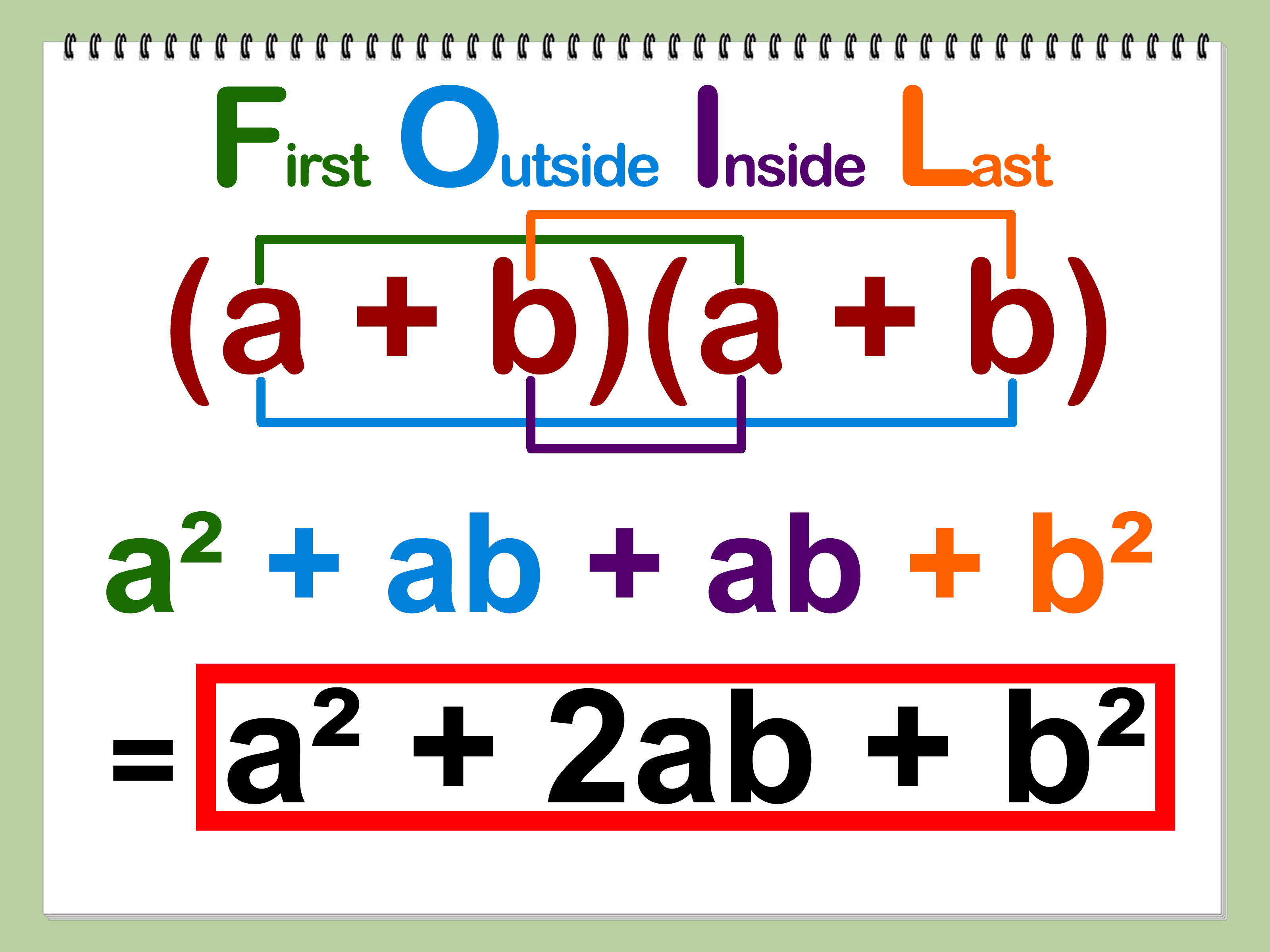 3 Ways To Multiply Binomials