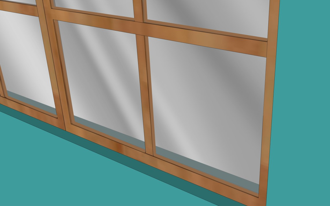 Image Result For Replacing A Garden Window With A Regular Window