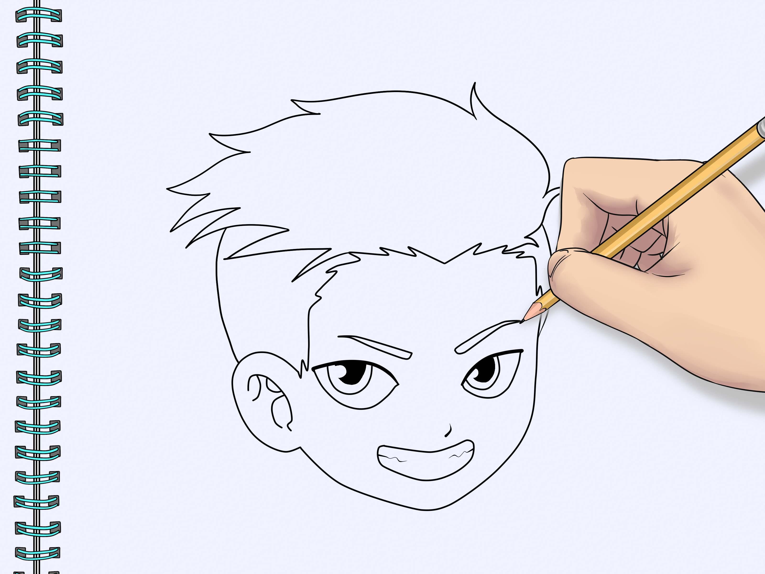 4 Ways To Draw Cartoon Eyes