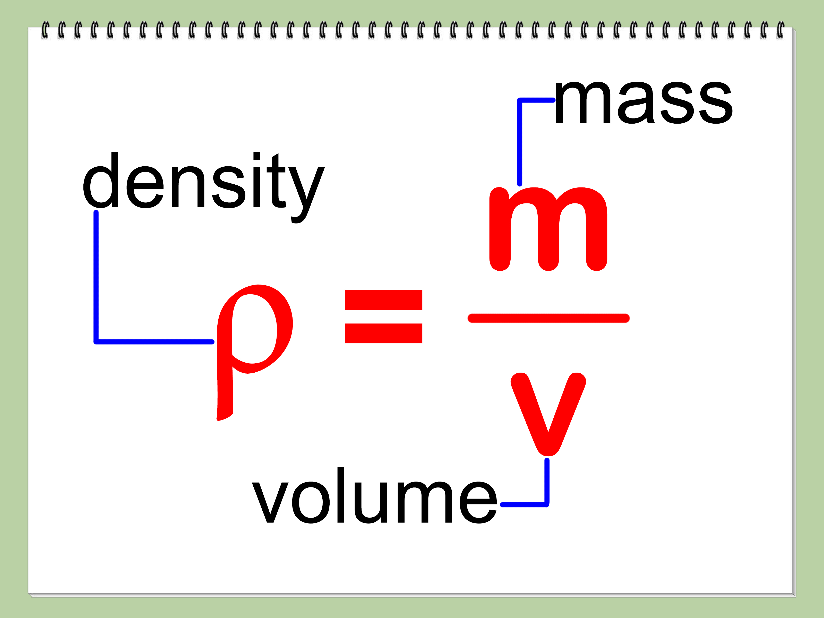 How To Find The Density Of Water 10 Steps