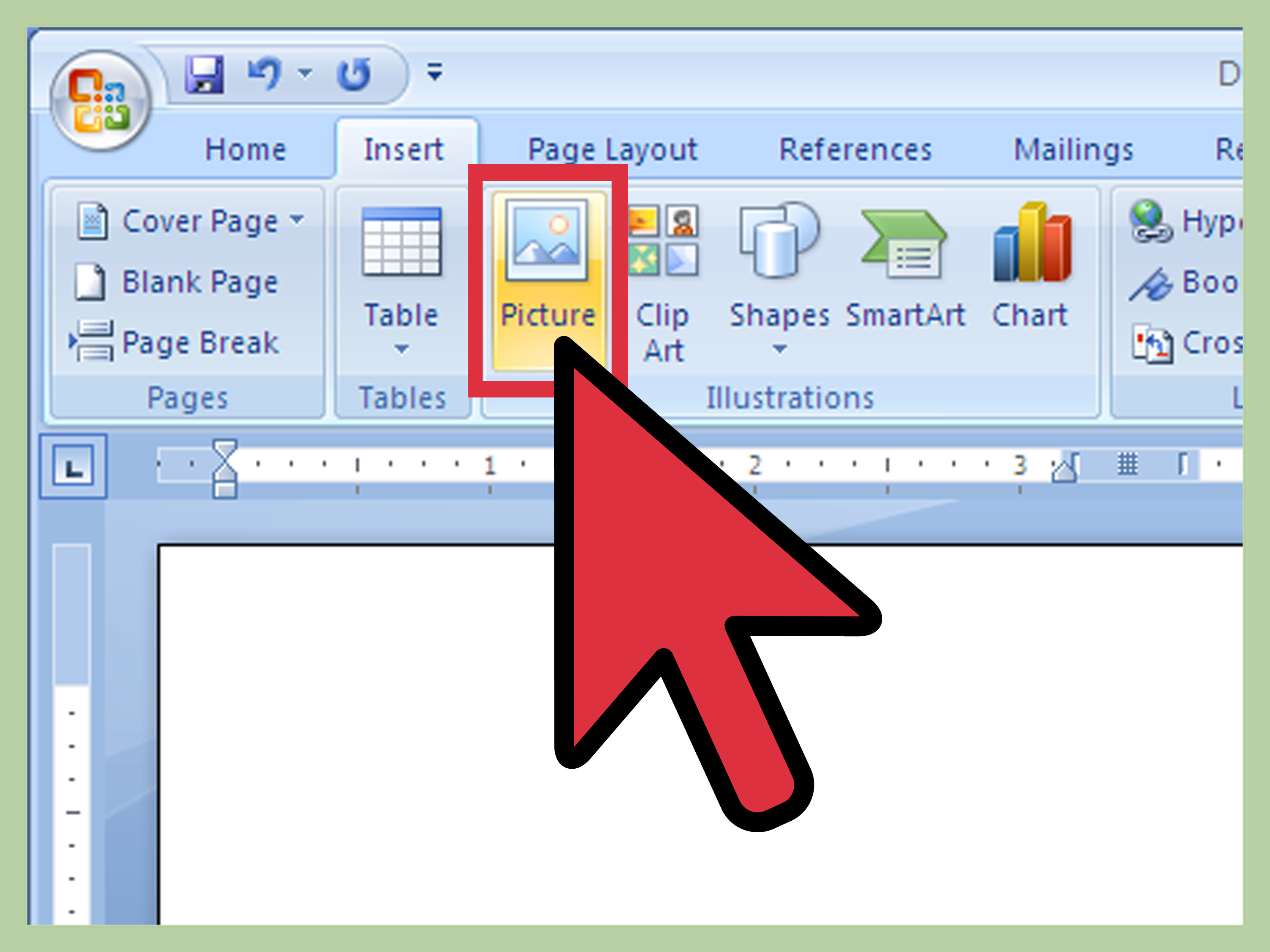 How To Create A Brochure In Microsoft Word With Samples