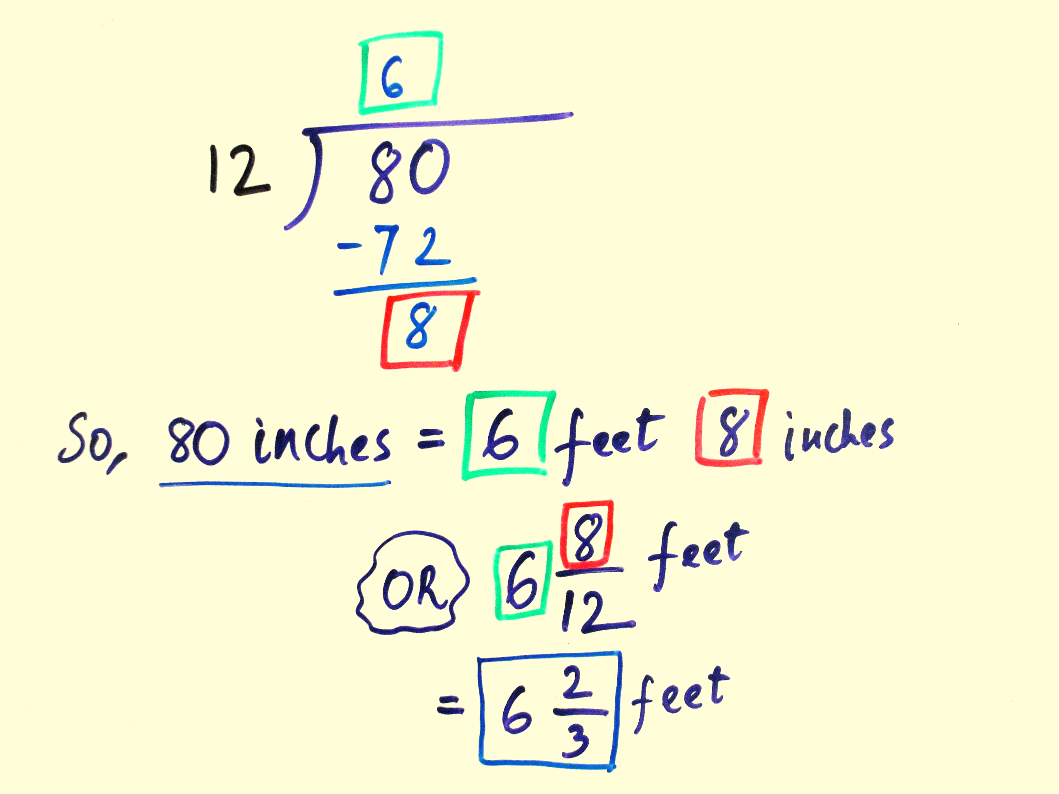 How To Convert Inches To Feet With Unit Converter