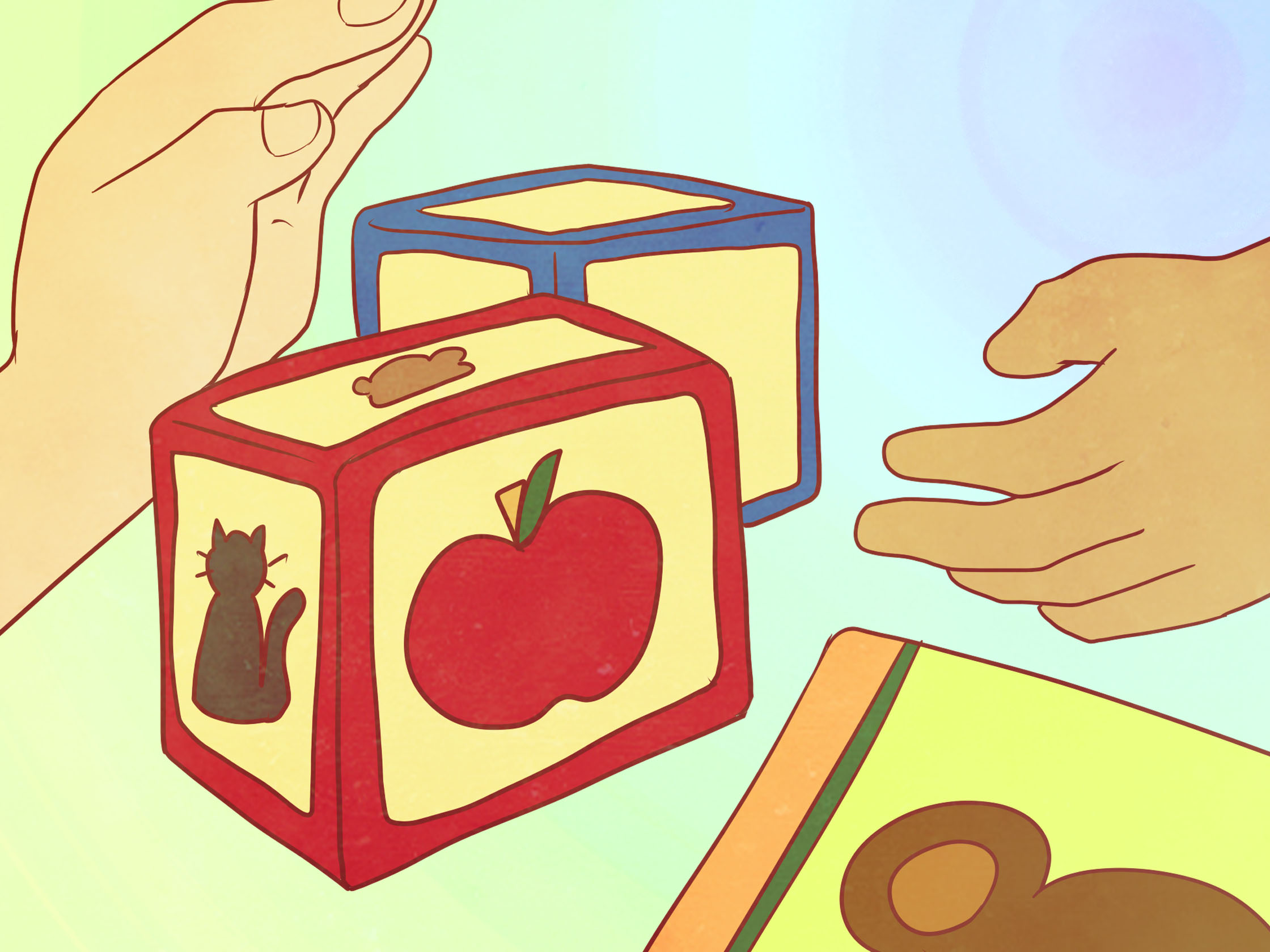 How To Teach Nursery Rhymes To Kids 6 Steps With Pictures
