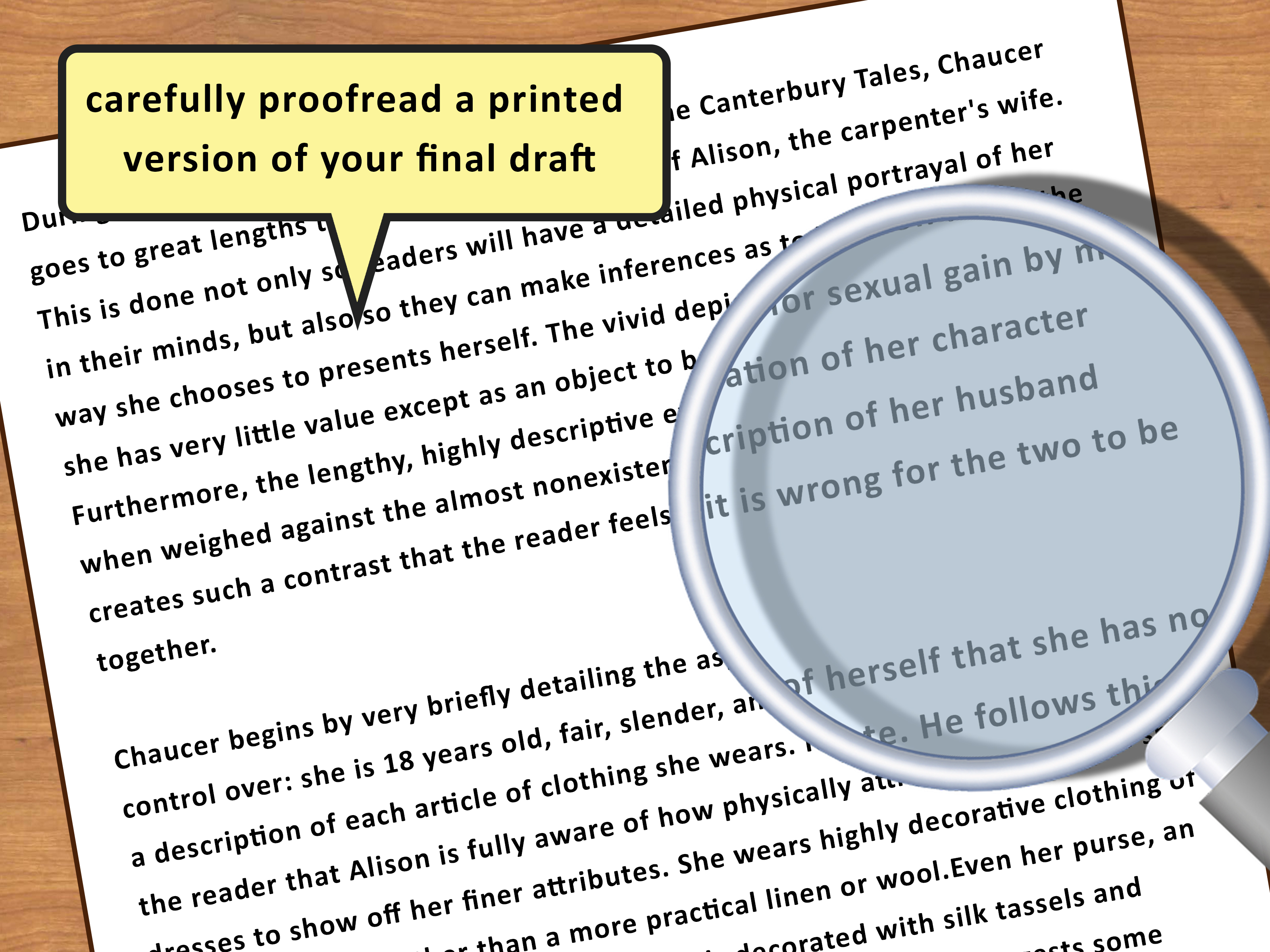 Examples Of A Critical Essay