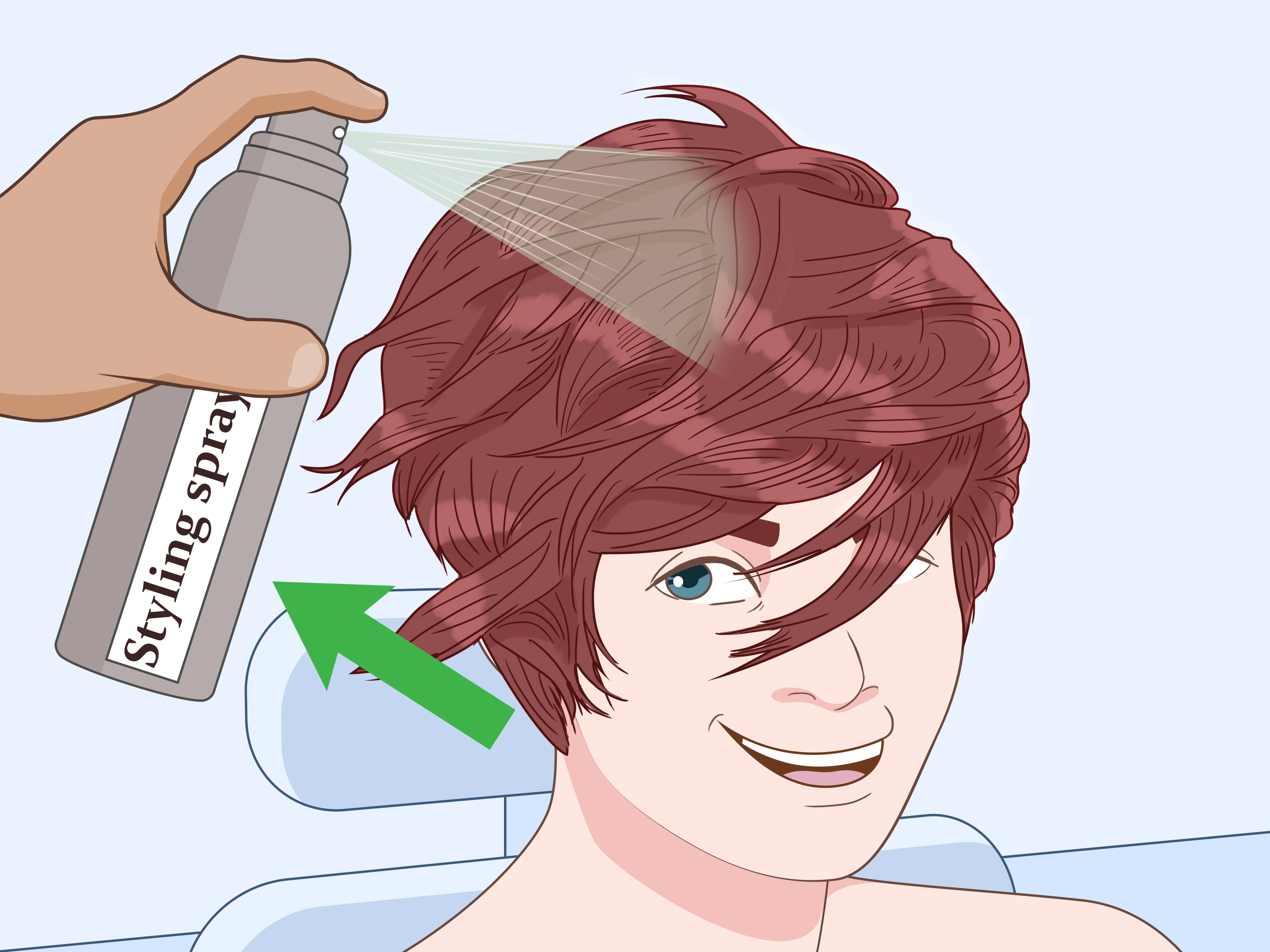 How to Cut a Pixie Cut with wikiHow