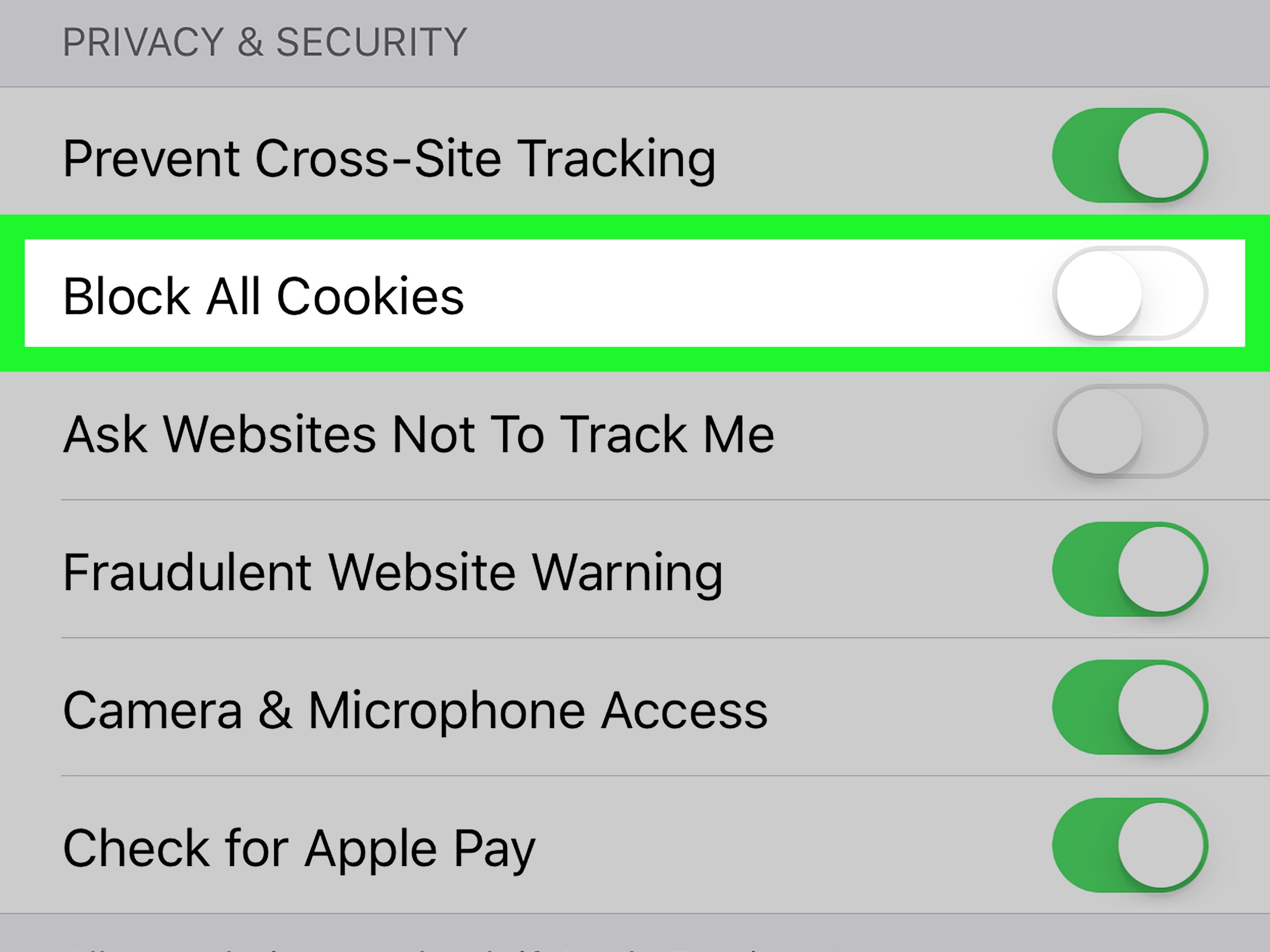 sur YT:  8 façons d'activer les cookies dans votre navigateur Web Internet  infos