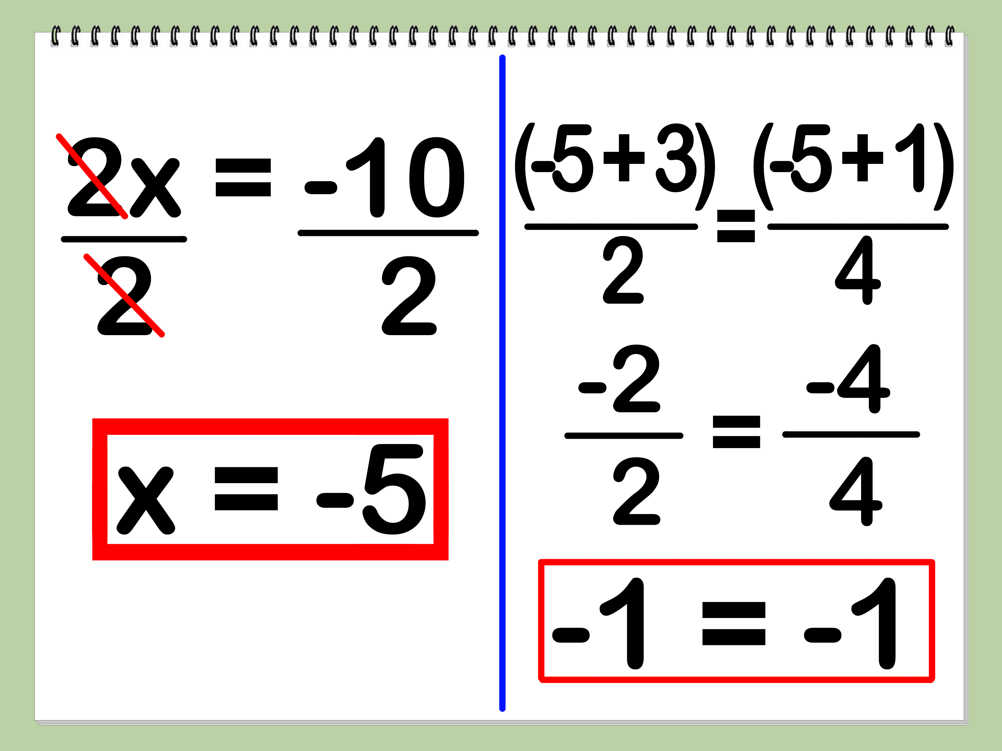 How To Cross Multiply 8 Steps With Pictures