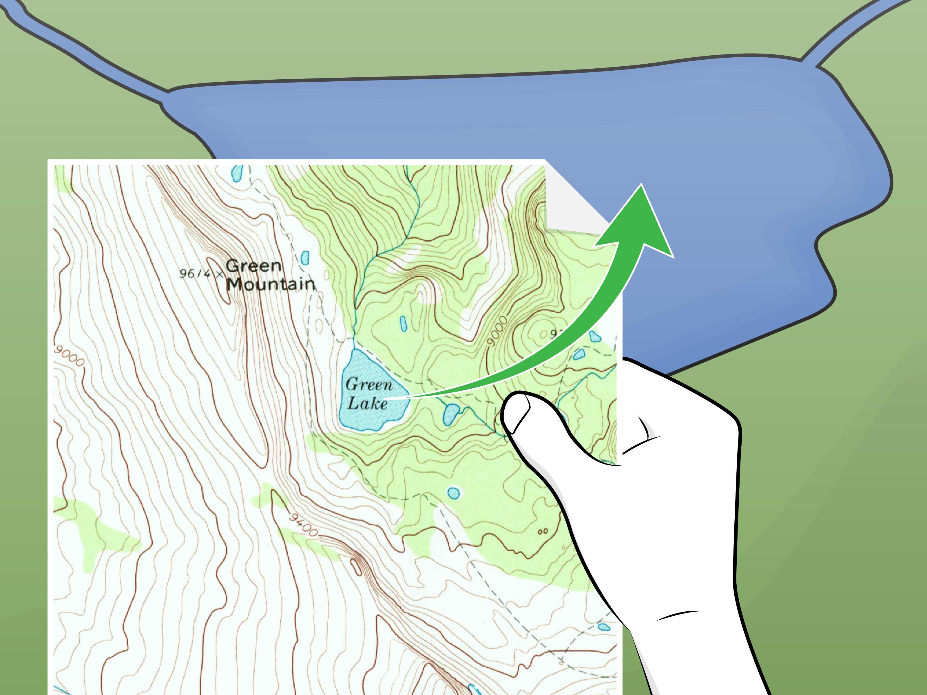 4 Ways To Read Topographic Maps
