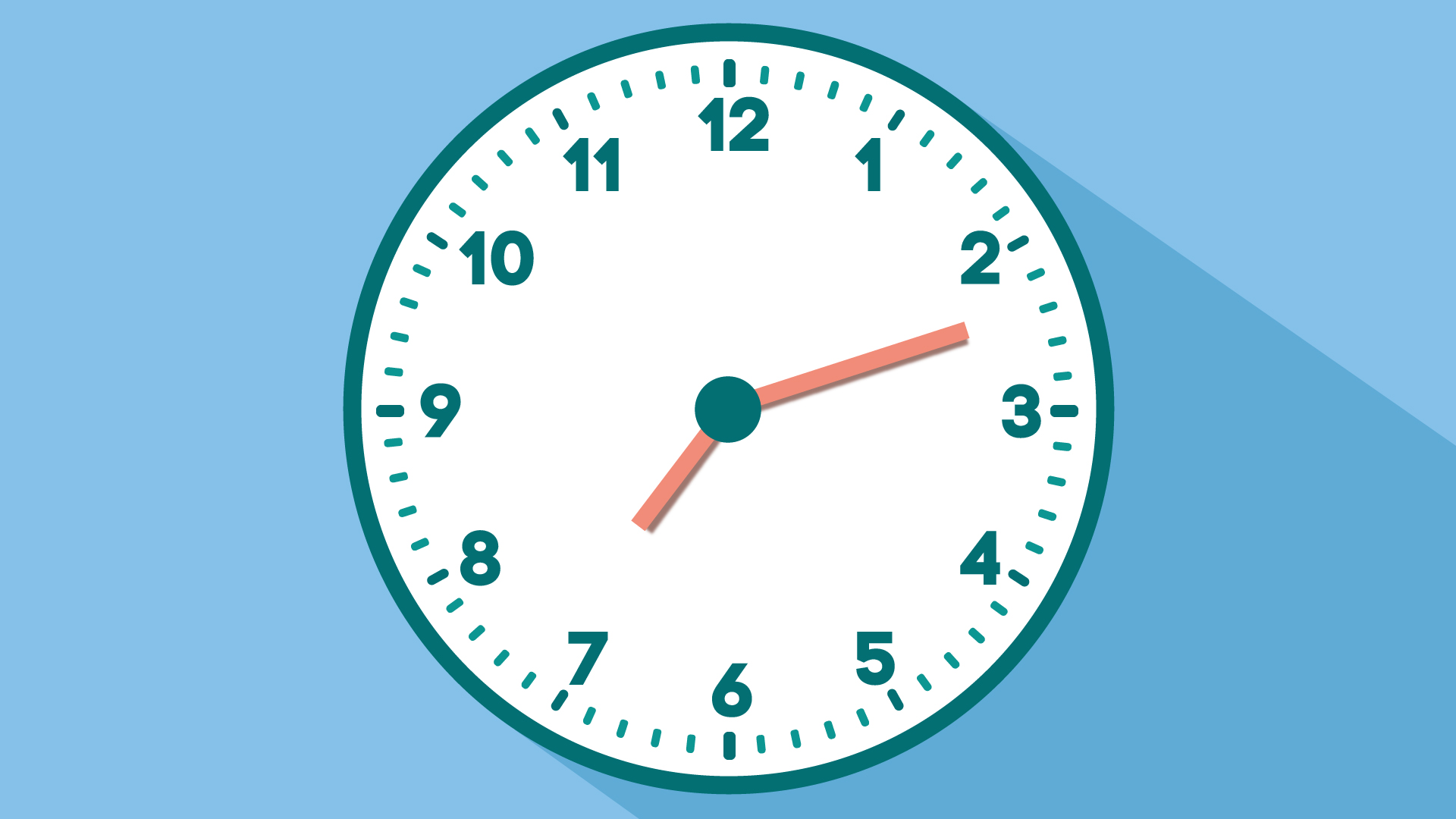 How To Read A Clock With Worksheet