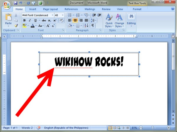 How to Create a Text Box in Microsoft Word: 4 Steps