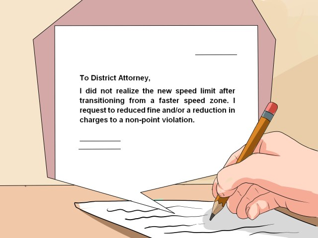 How to Write a Letter to the District Attorney (with Pictures)