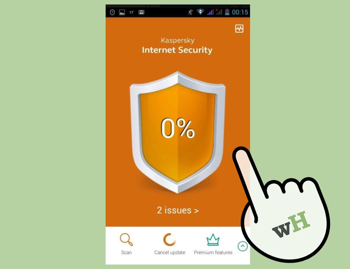 Install Antivirus Mobile