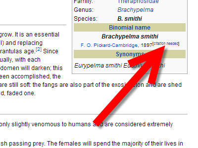 How to Ask a Wikipedia User to Cite a Source to ...