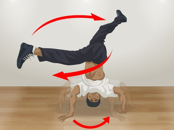 How to Headspin: 14 Steps (with Pictures) - wikiHow