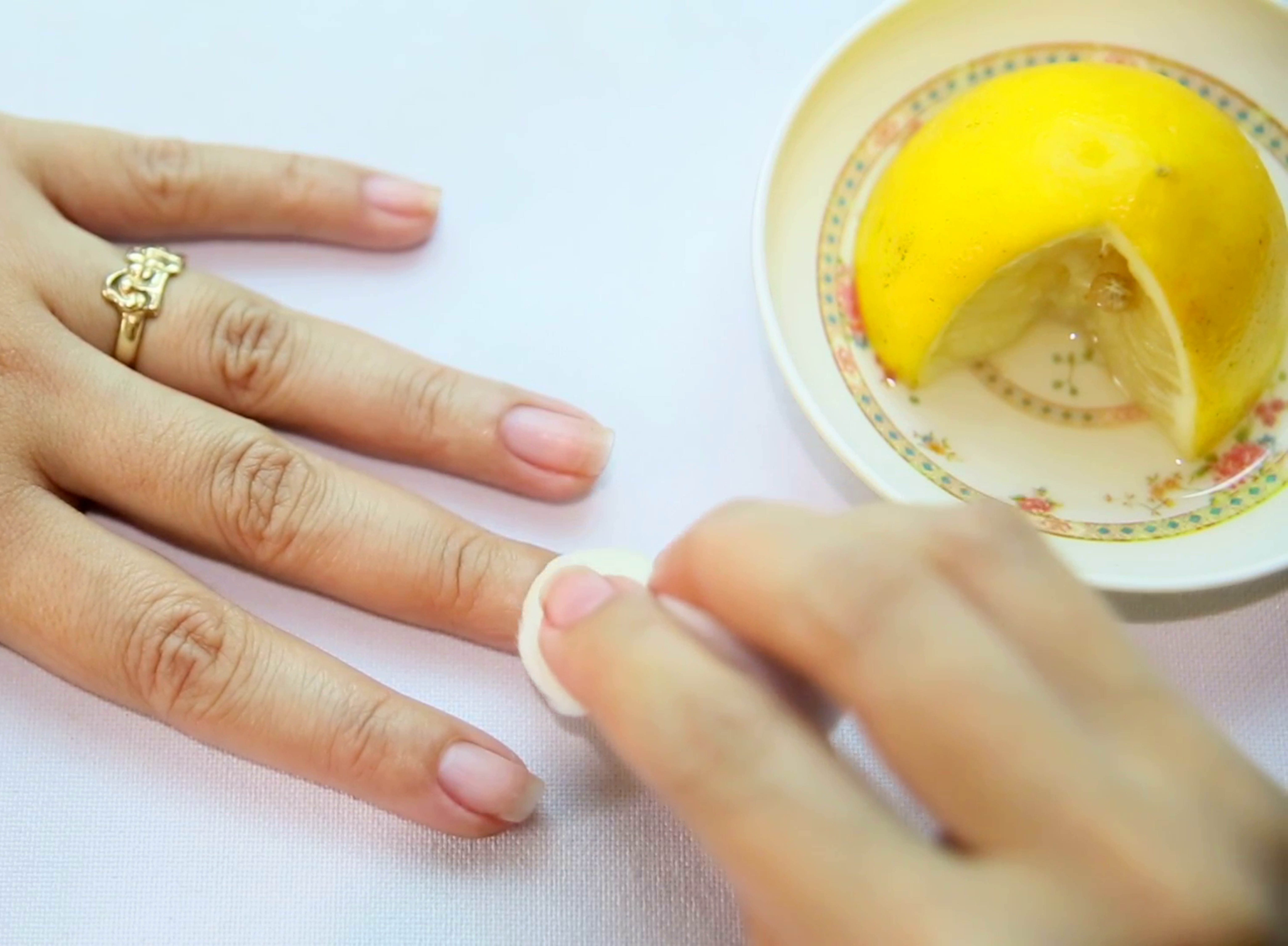 How To Care For Your Nails At Home 4 S With Pictures