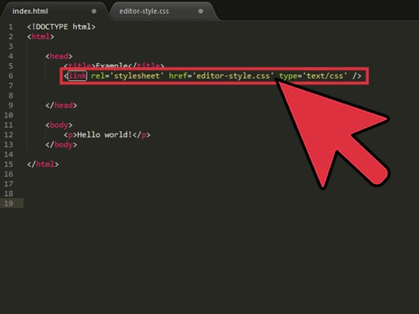 How to Include CSS Within HTML Web Pages: 8 Steps (with ...