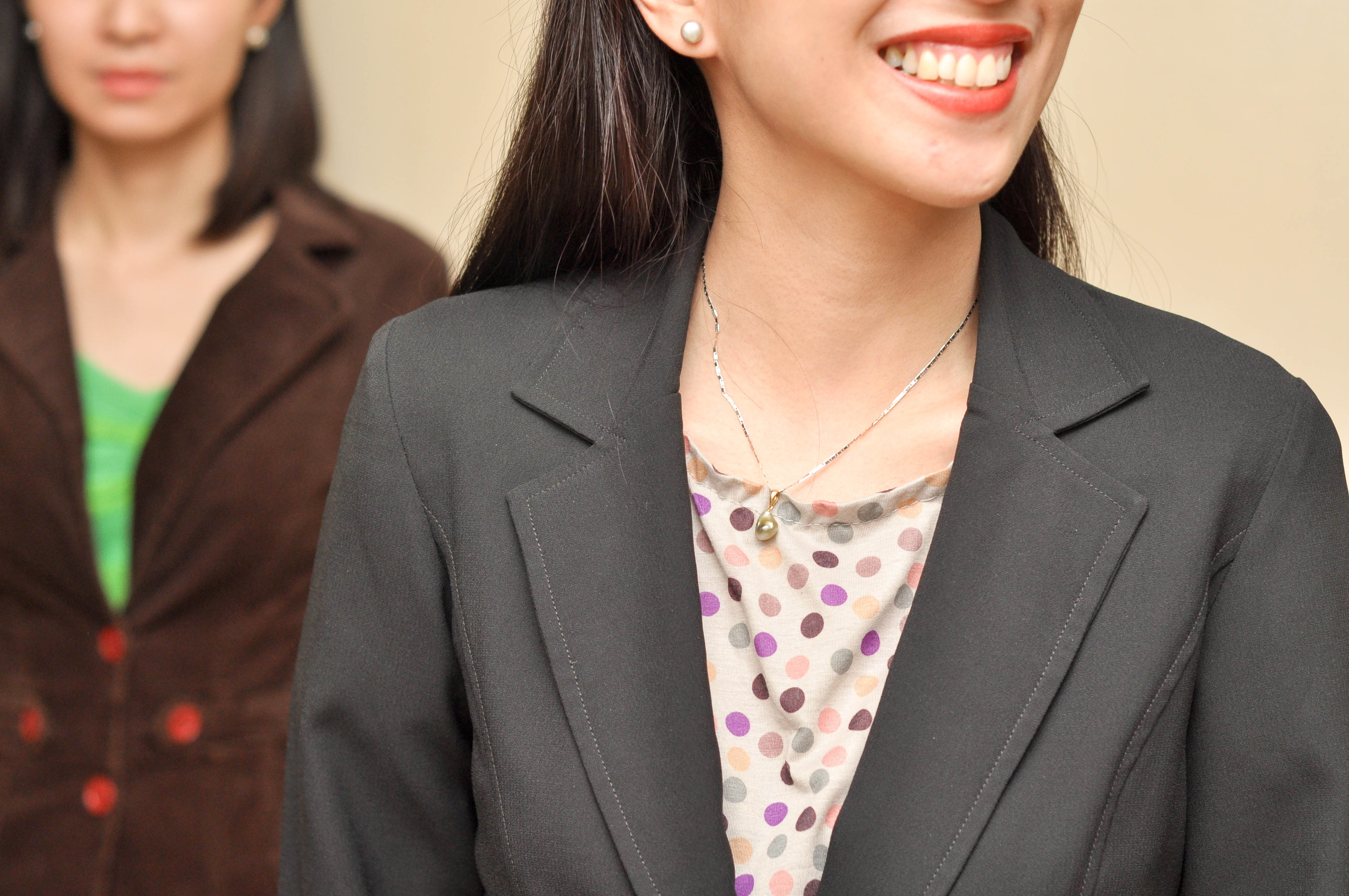 How To Make A Good Impression At A First Job Interview