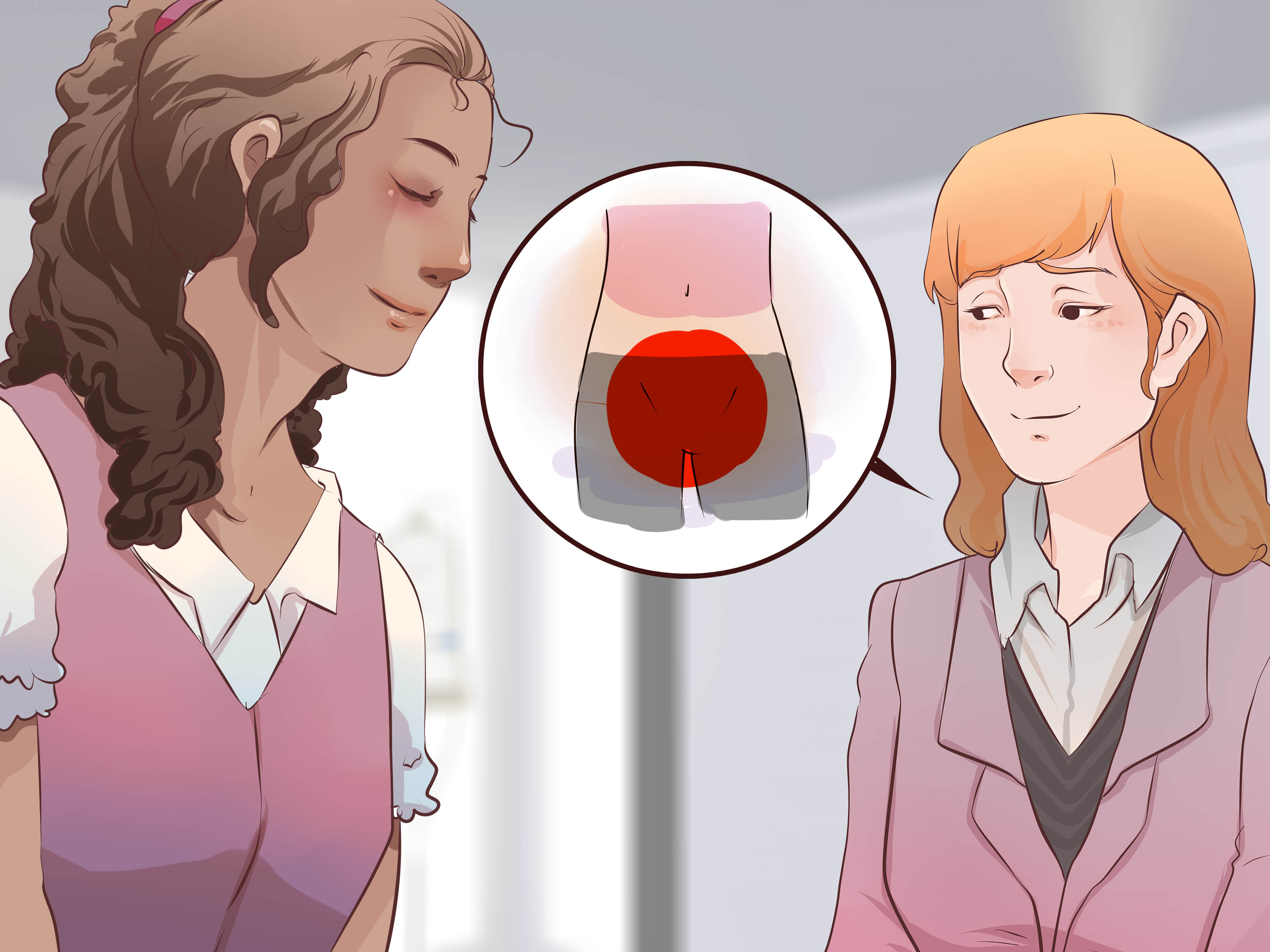 4 Ways To Tell Your Teacher You Re Having Your Period