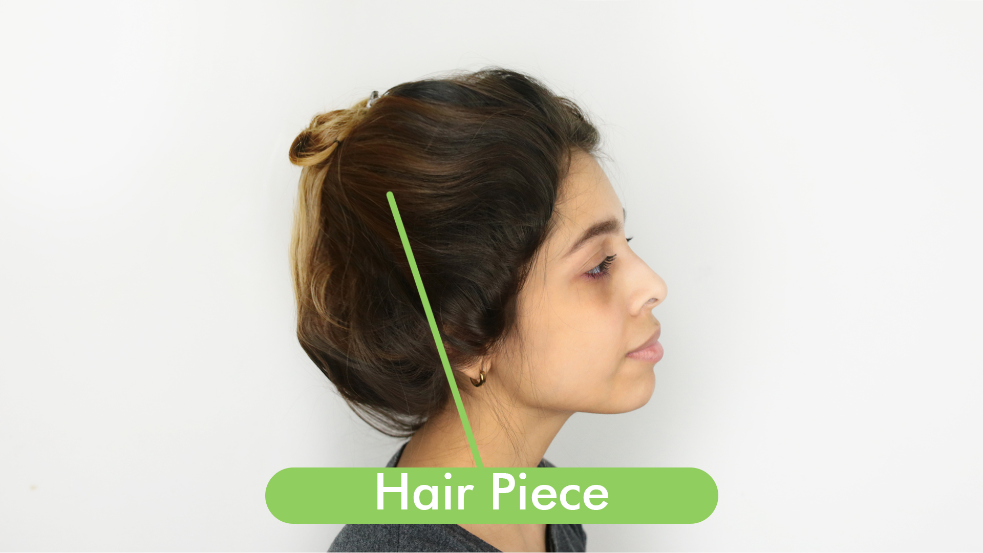 How to Make a Gibson Girl Bun 14 Steps with wikiHow