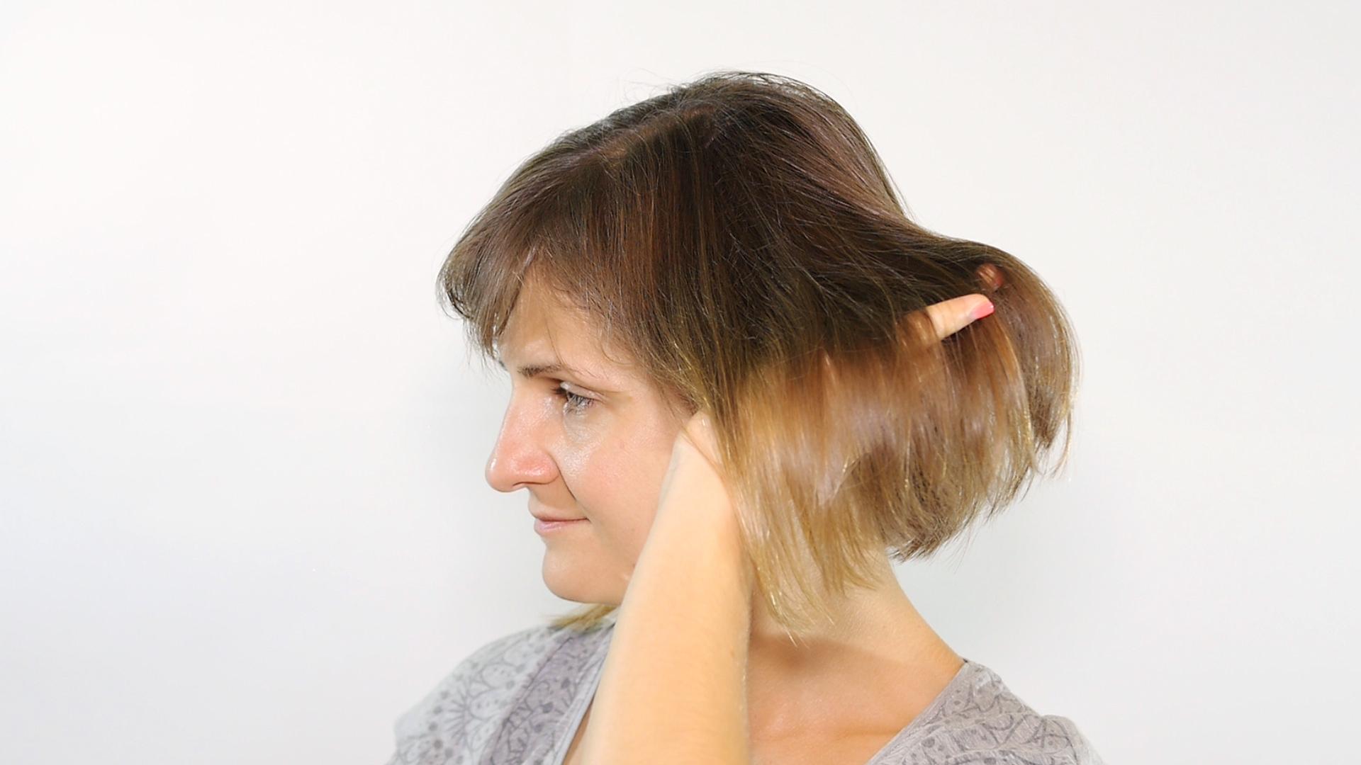 5 Cara Untuk Menata Rambut Bob WikiHow