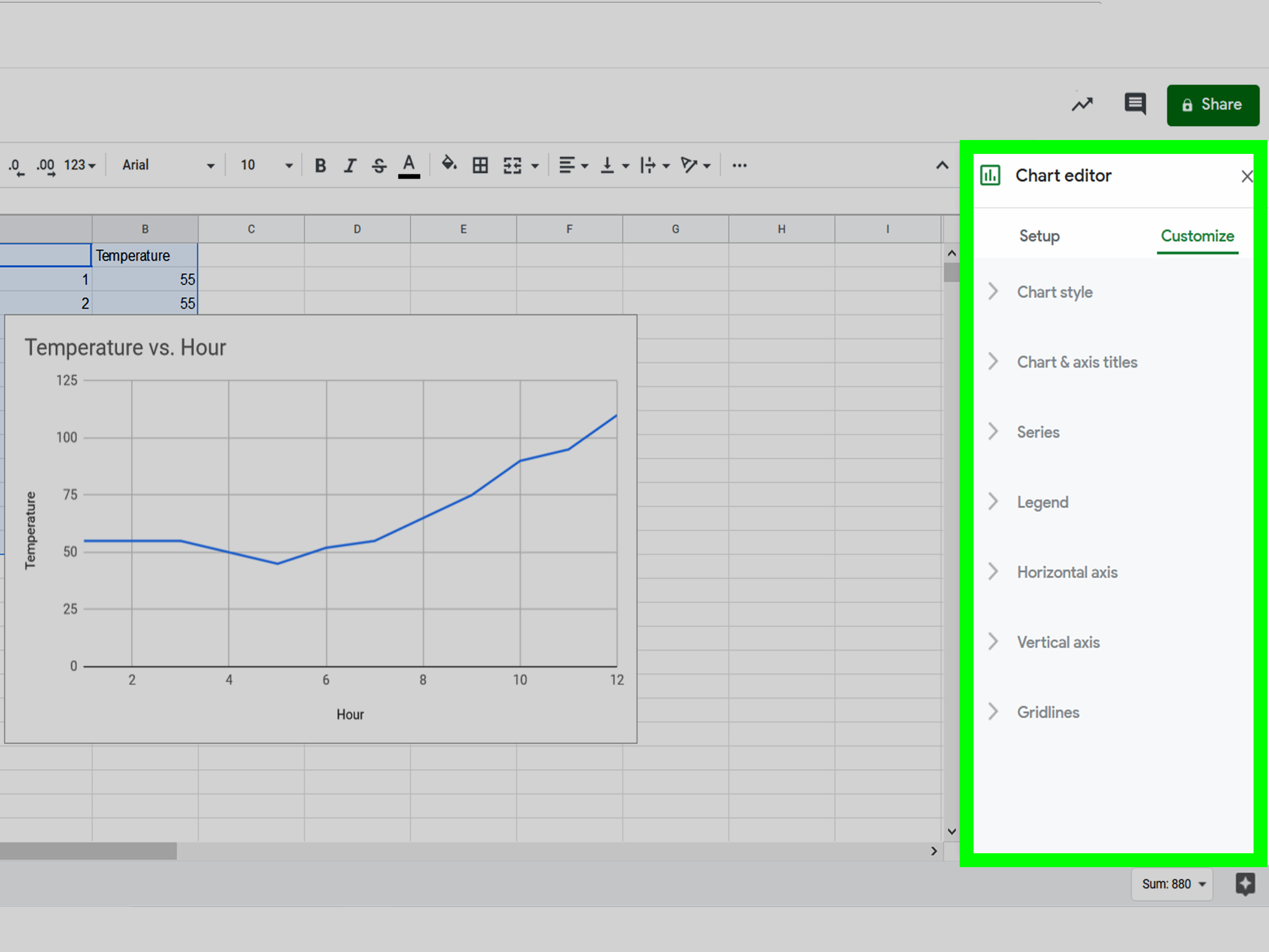 How To Make A Scatter Plot 10 Steps