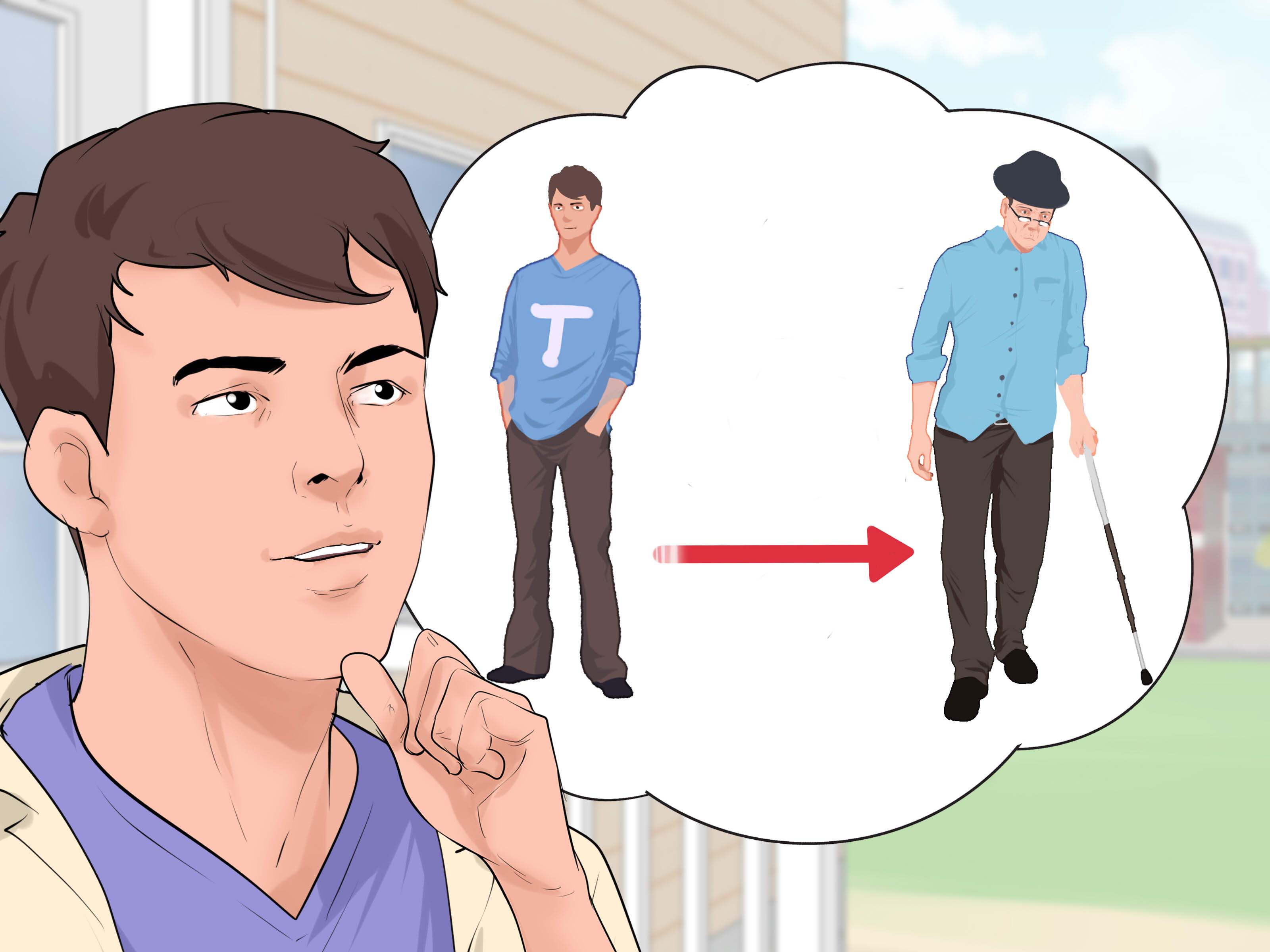 How To Cope With Your Maturing Body Males 13 Steps