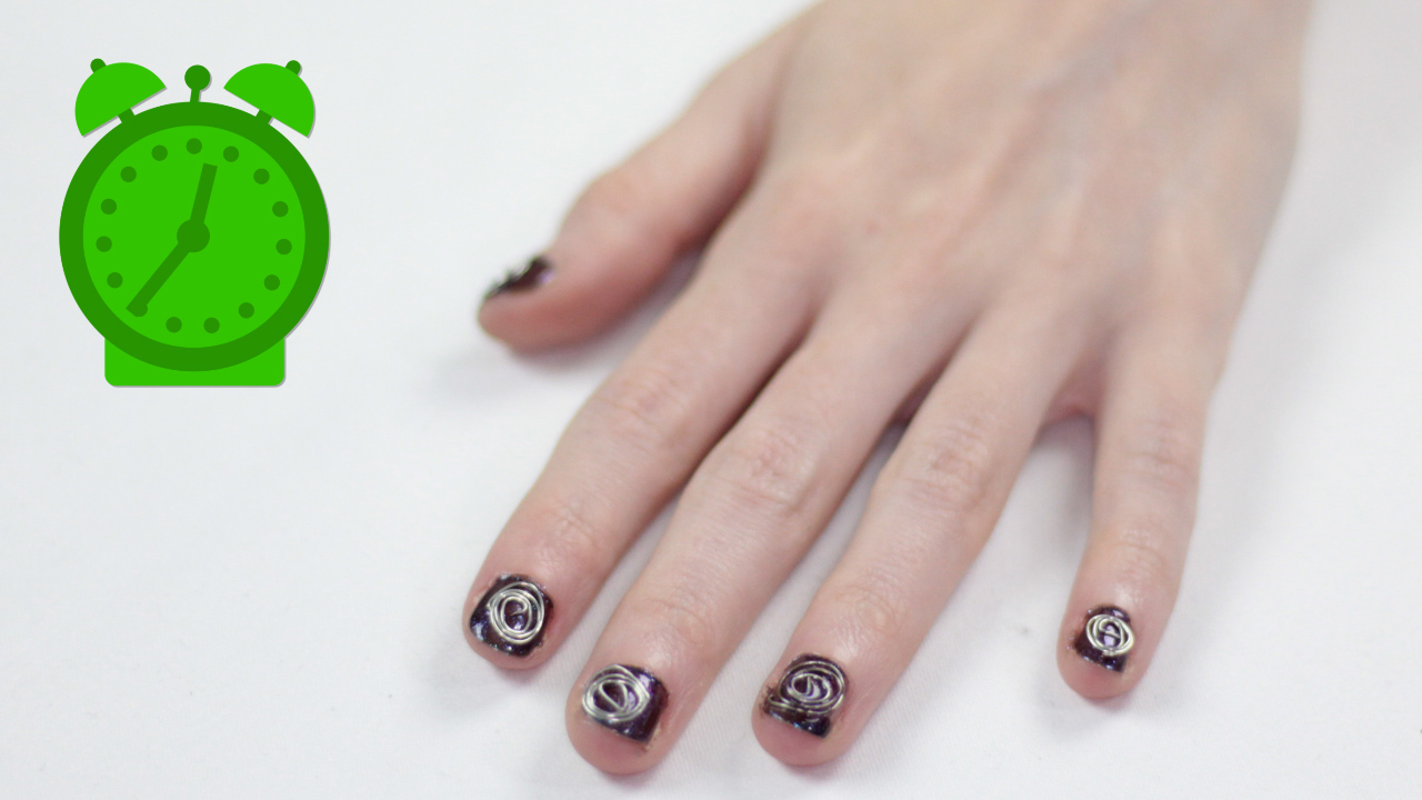 Do Wire Nail Art