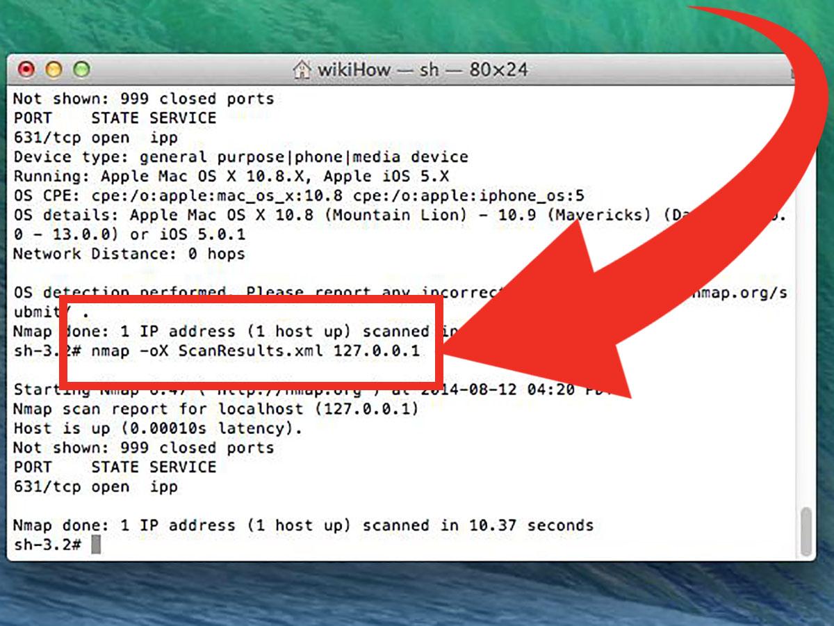 Tools Security Scan Website