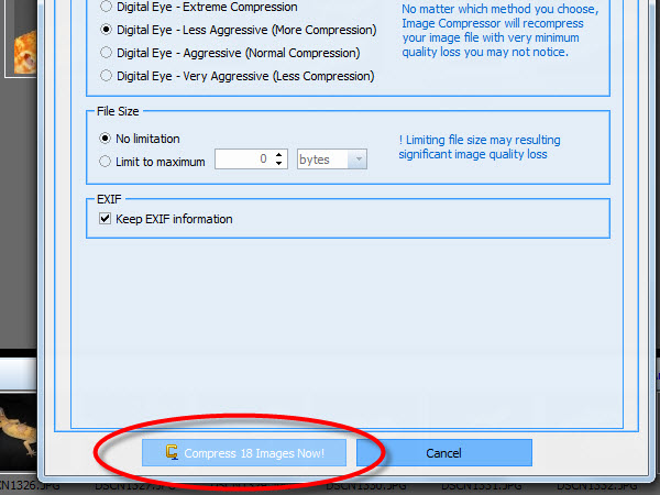 How to Compress Your Jpeg With Image Compressor 5 6 Steps