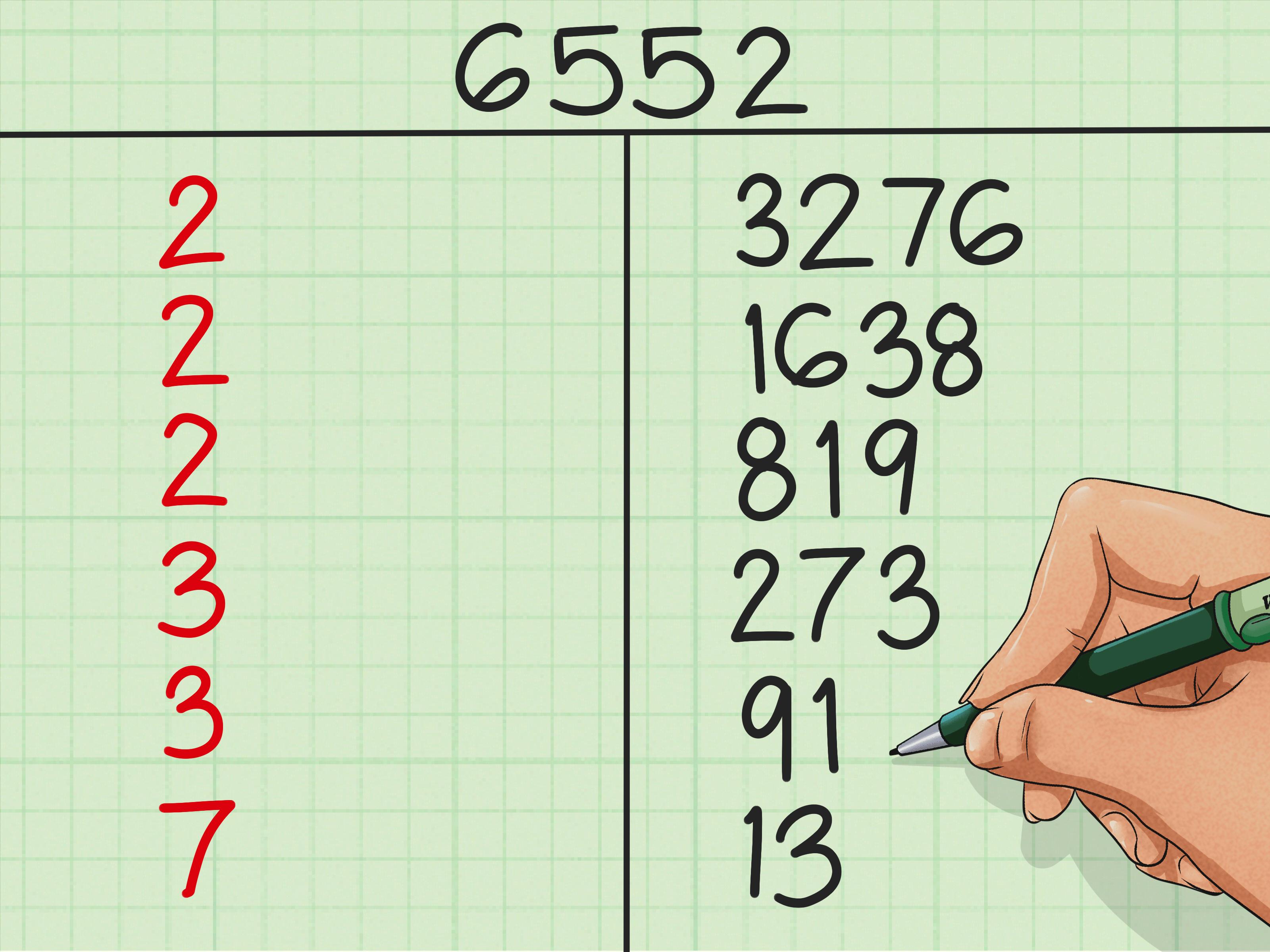 Come Scomporre Un Numero In Fattori Primi 11 Passaggi