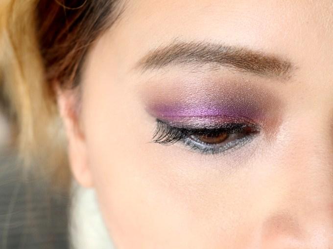 3 ways to wear purple eyeshadow - wikihow