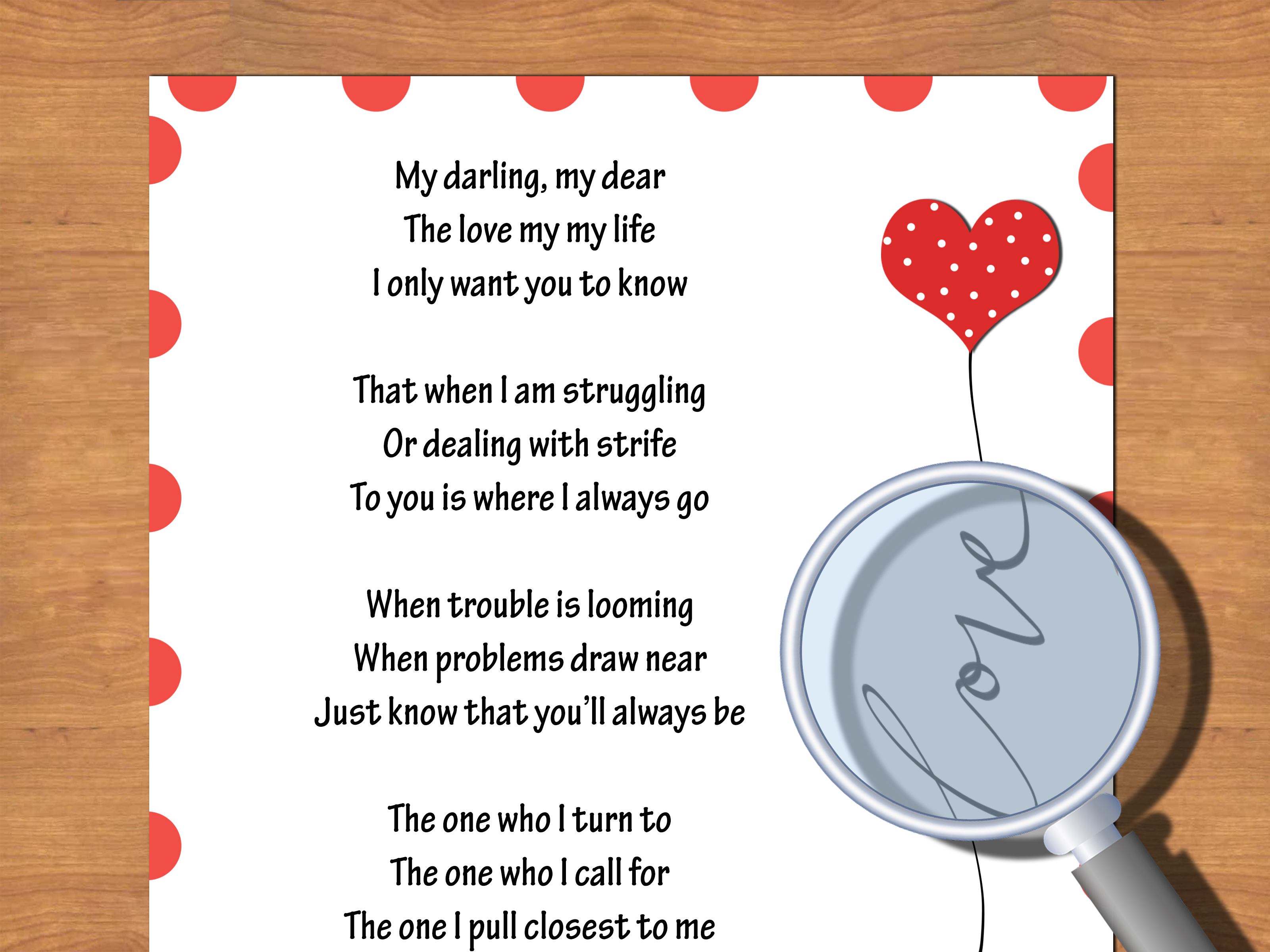 How To Write A Valentine Poem That Rhymes 12 Steps