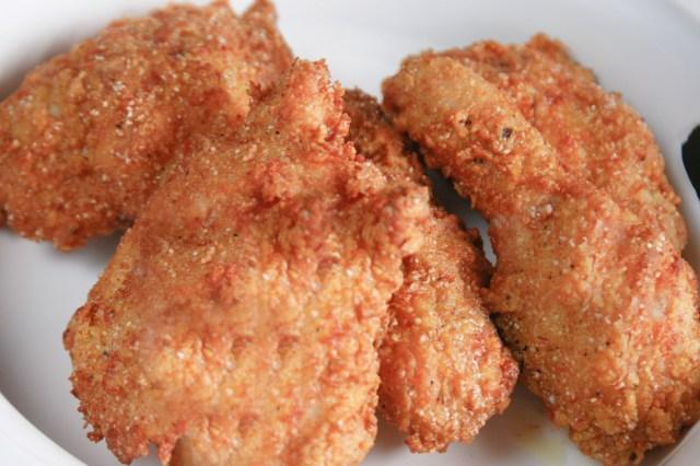 How to Make KFC Original Fried Chicken