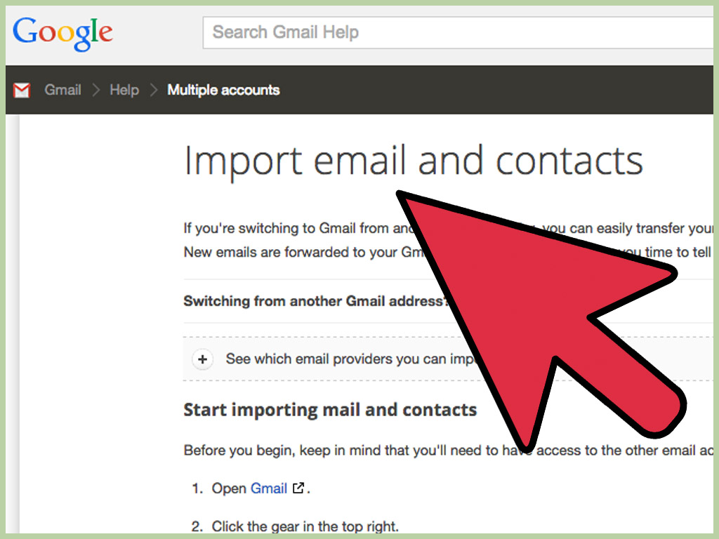 How To Switch From Hotmail To Gmail 11 Steps With Pictures