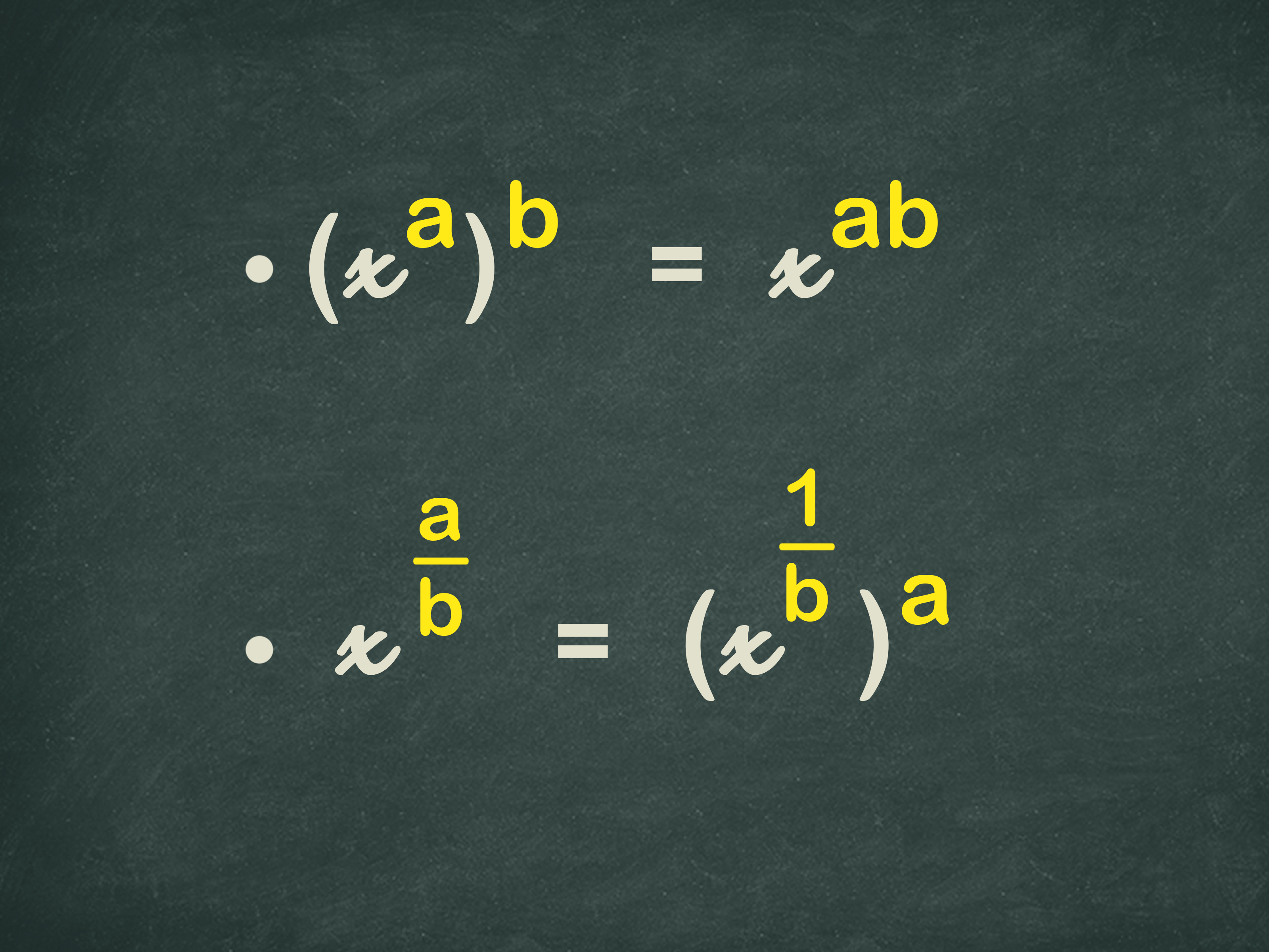 How To Solve Decimal Exponents With Pictures