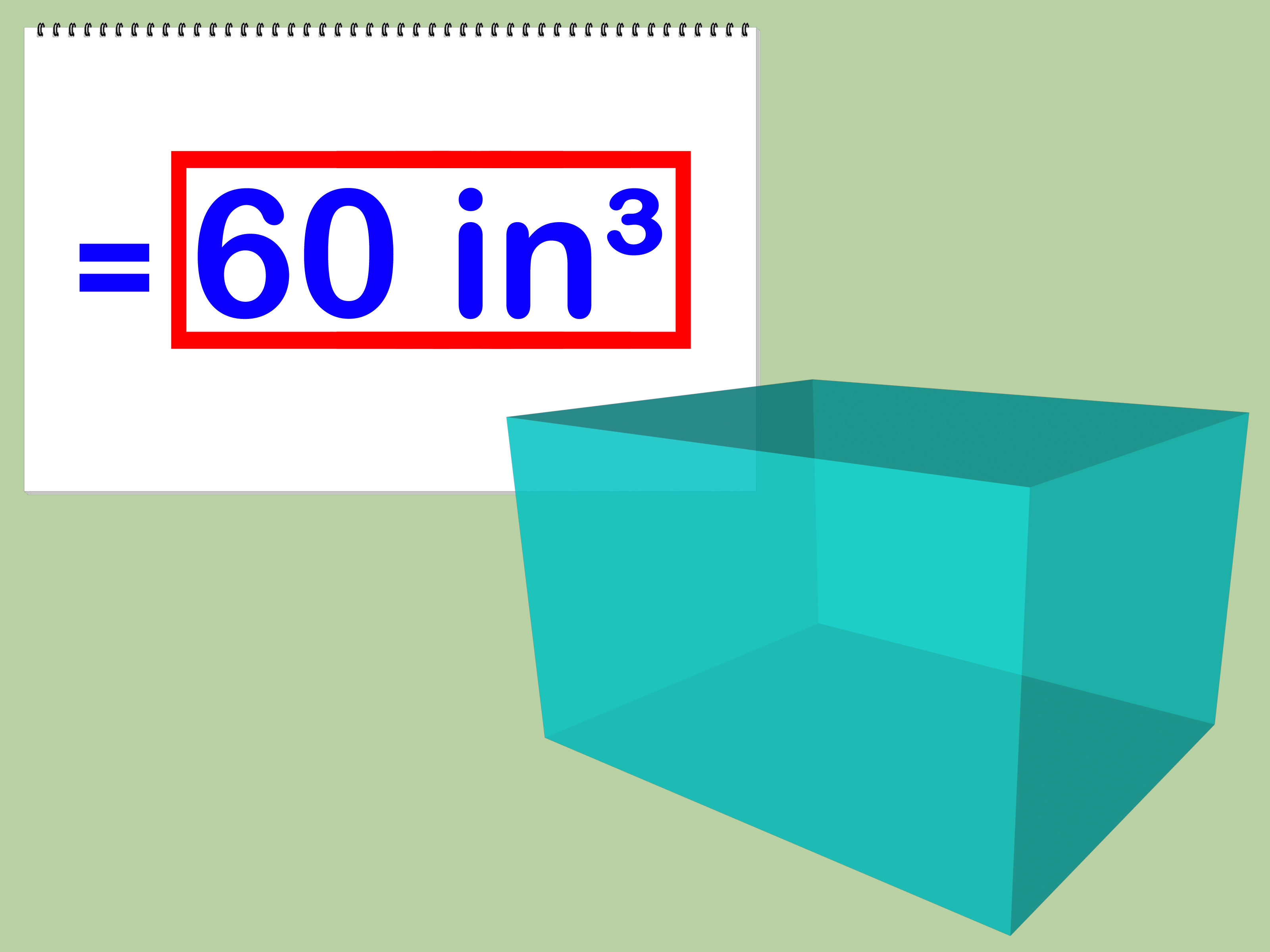 How To Calculate The Volume Of A Rectangular Prism 5 Steps
