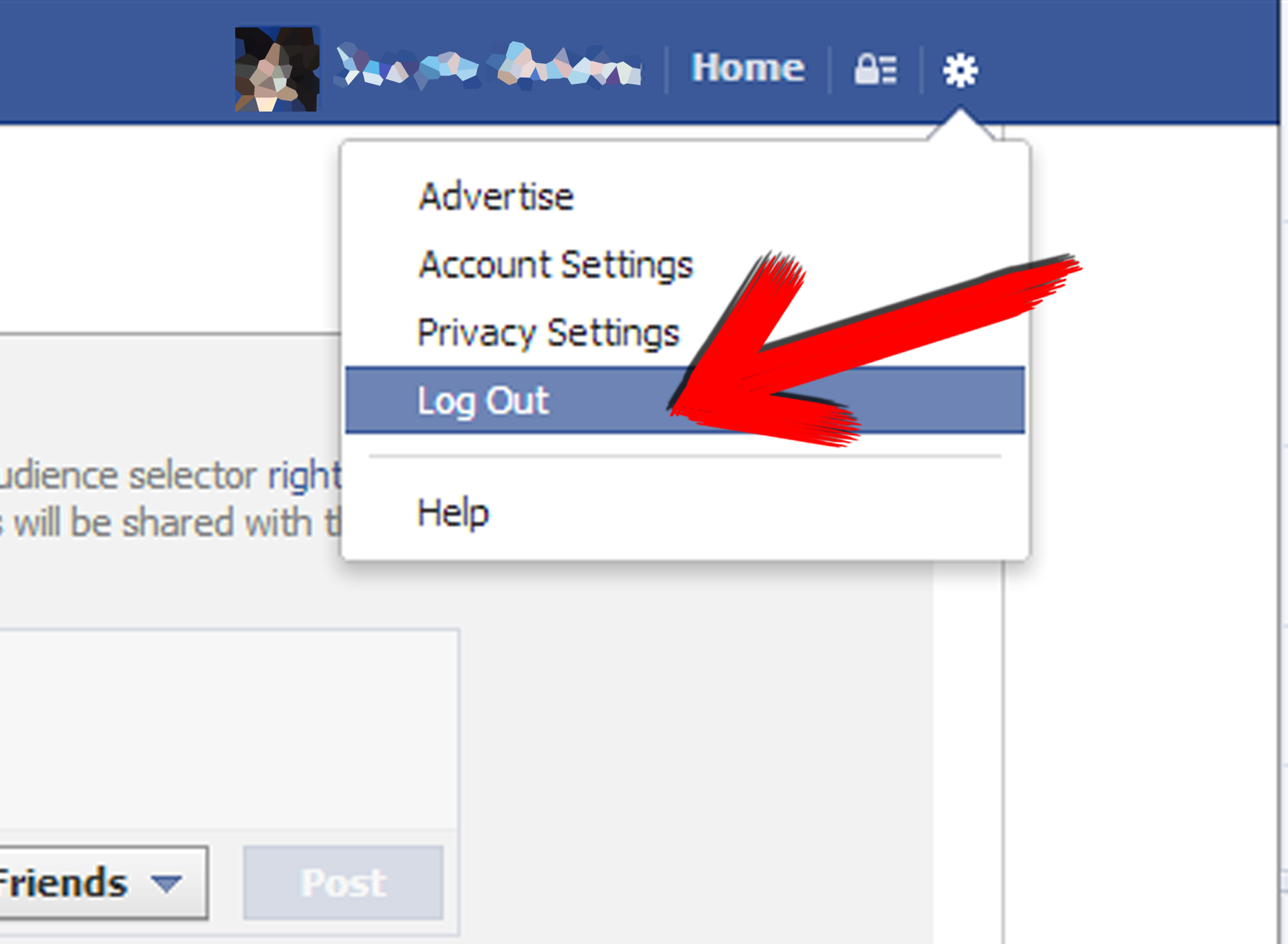 How To Keep A Low Profile On Facebook 4 Steps With Pictures