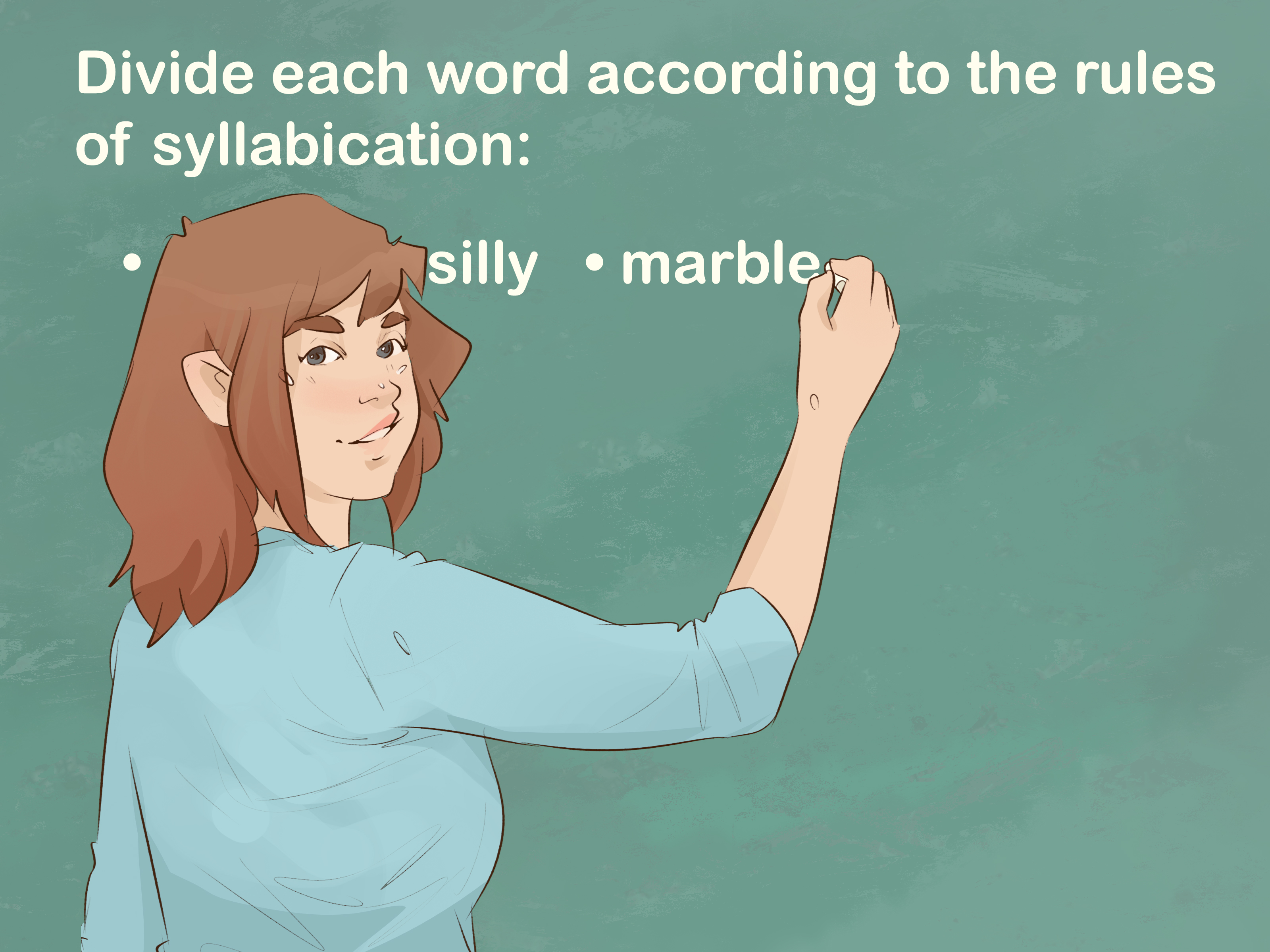 How To Teach And Learn Syllabication With Pictures