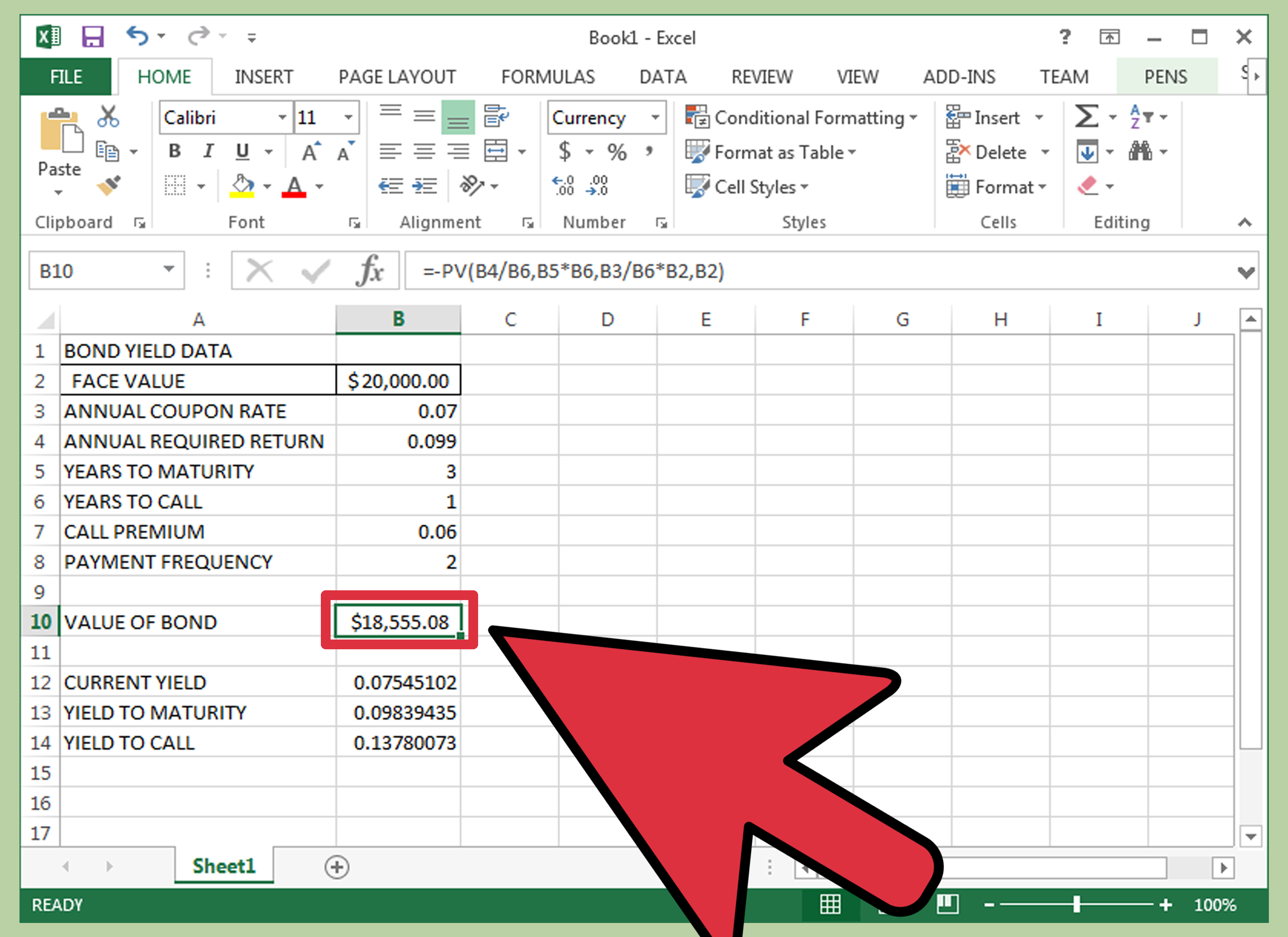 3 Ways To Calculate Bond Value And Current Yield