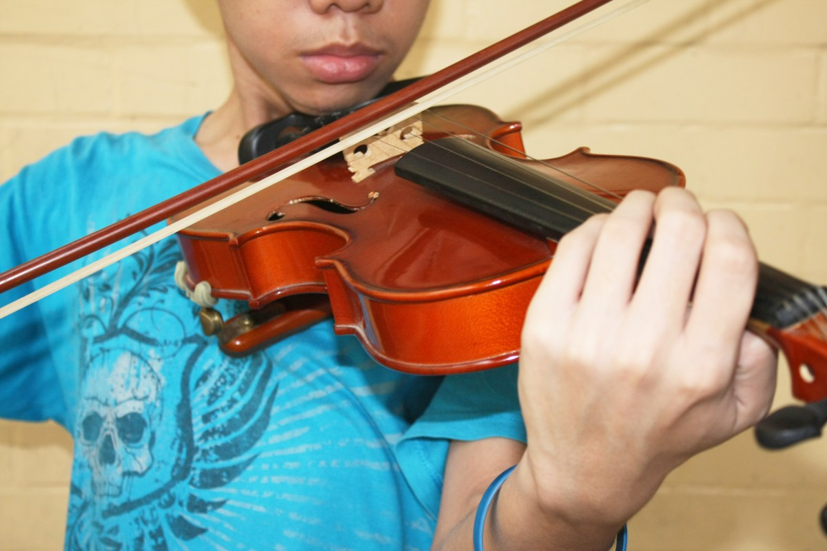 How to Set Up a Violin: 8 Steps (with Pictures) - wikiHow