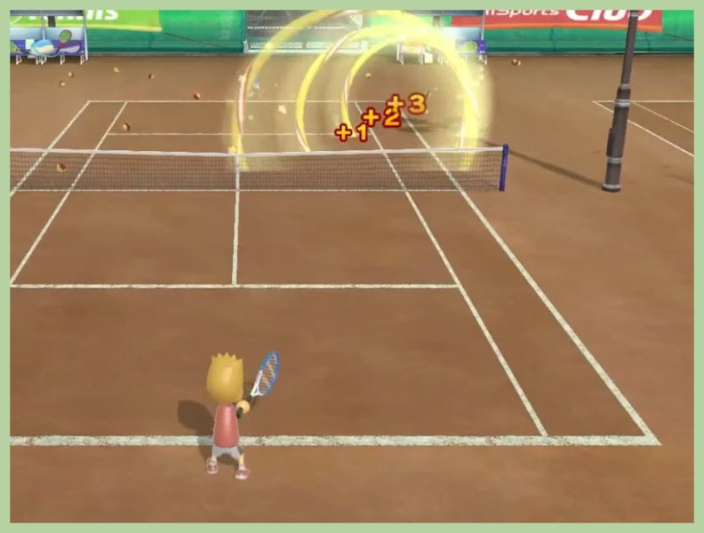 How to Do a Fast Ball in Tennis in Wii Sports  7 Steps