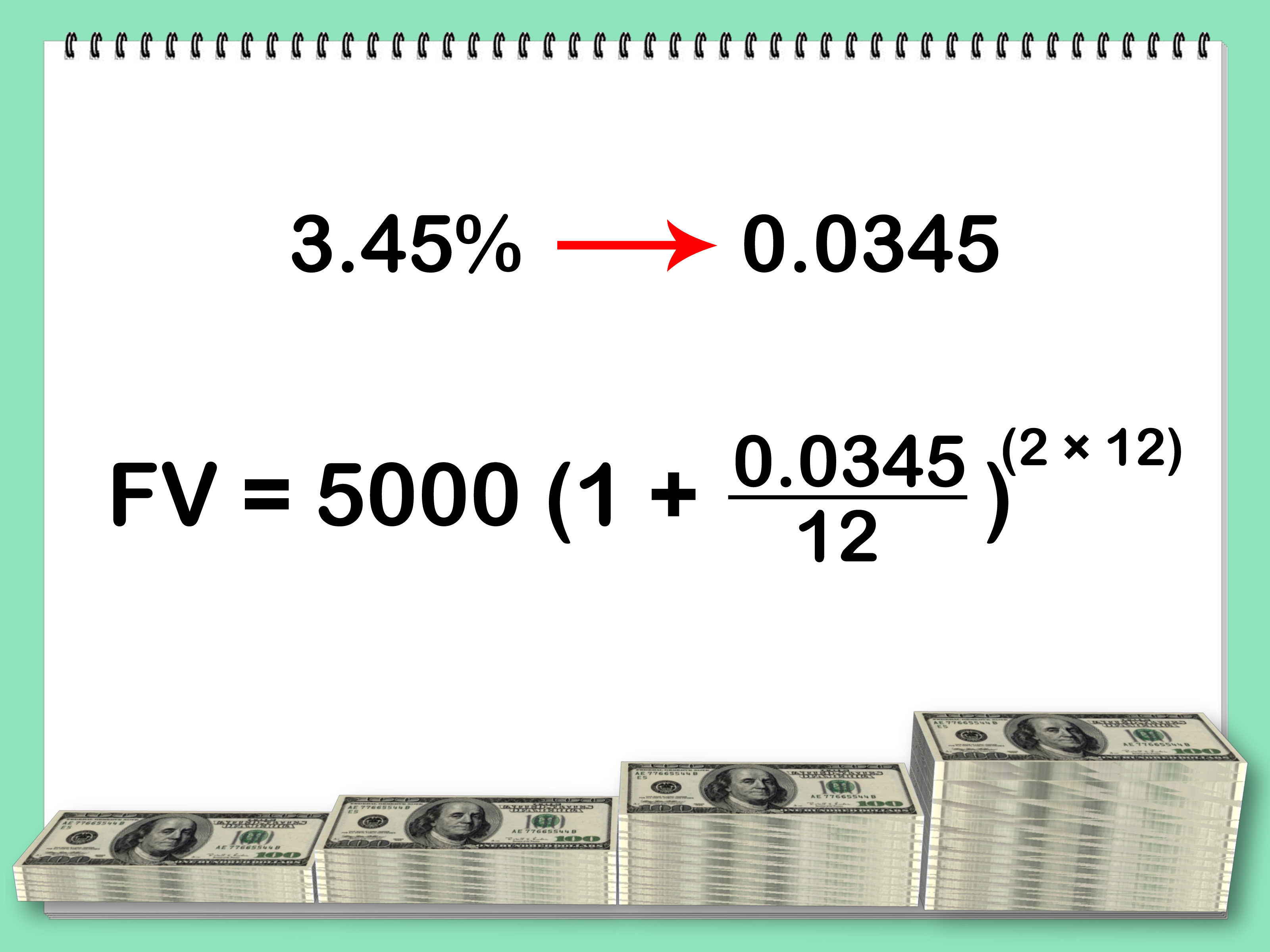 How To Calculate Compound Interest 15 Steps
