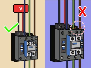 How to Wire a Contactor: 8 Steps (with Pictures)  wikiHow
