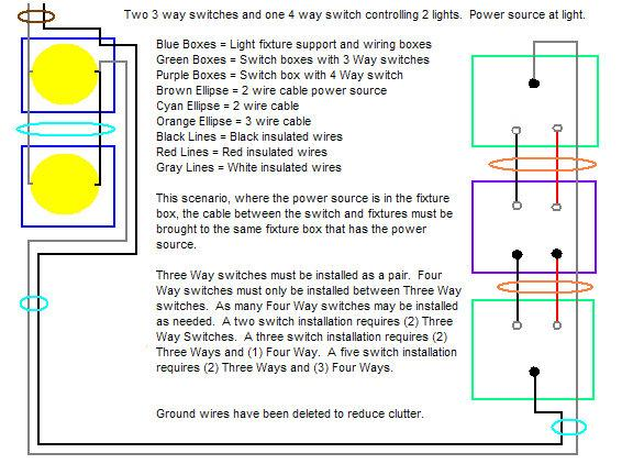 wiring diagram two lights one switch wiring diagram wiring two lights to one switch diagram the