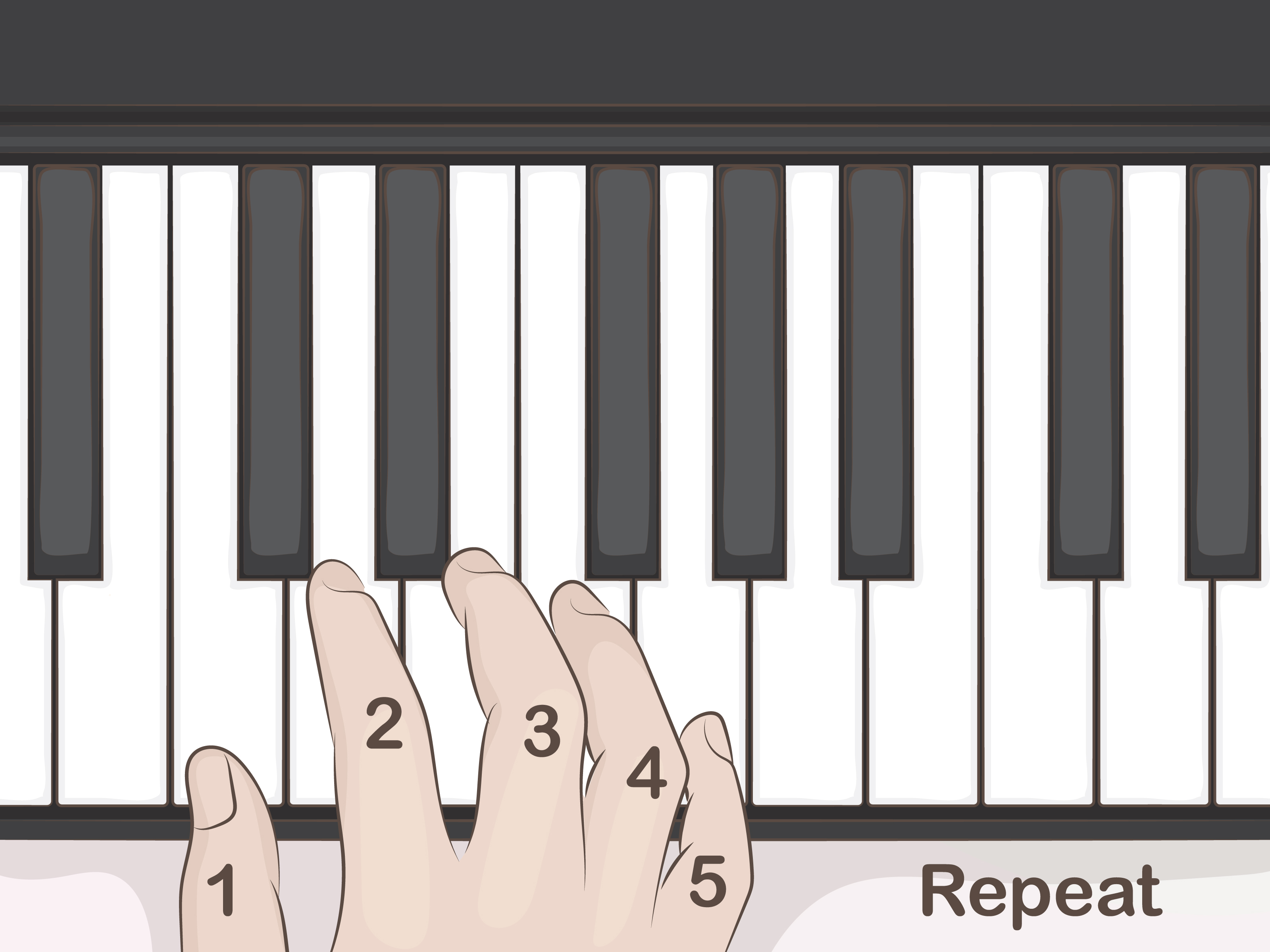 3 Ways to Learn Keyboard Notes - wikiHow