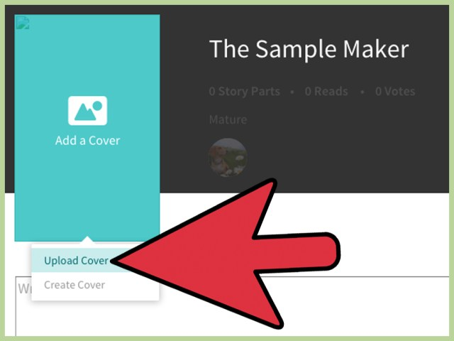 26 Ways to Make a Book Cover for Wattpad - wikiHow