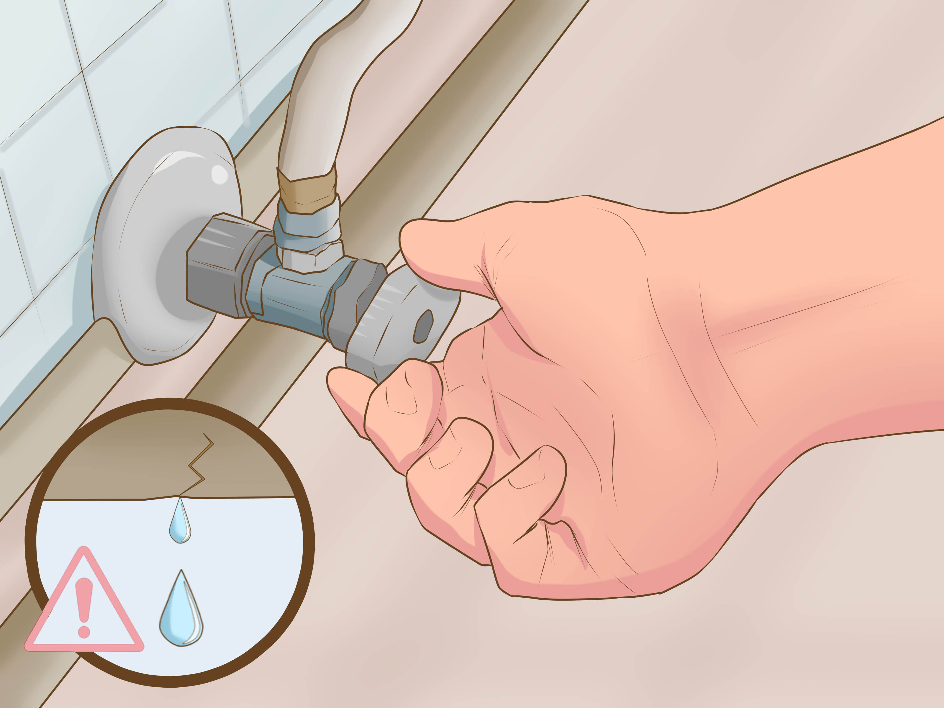 how to install a shower faucet with