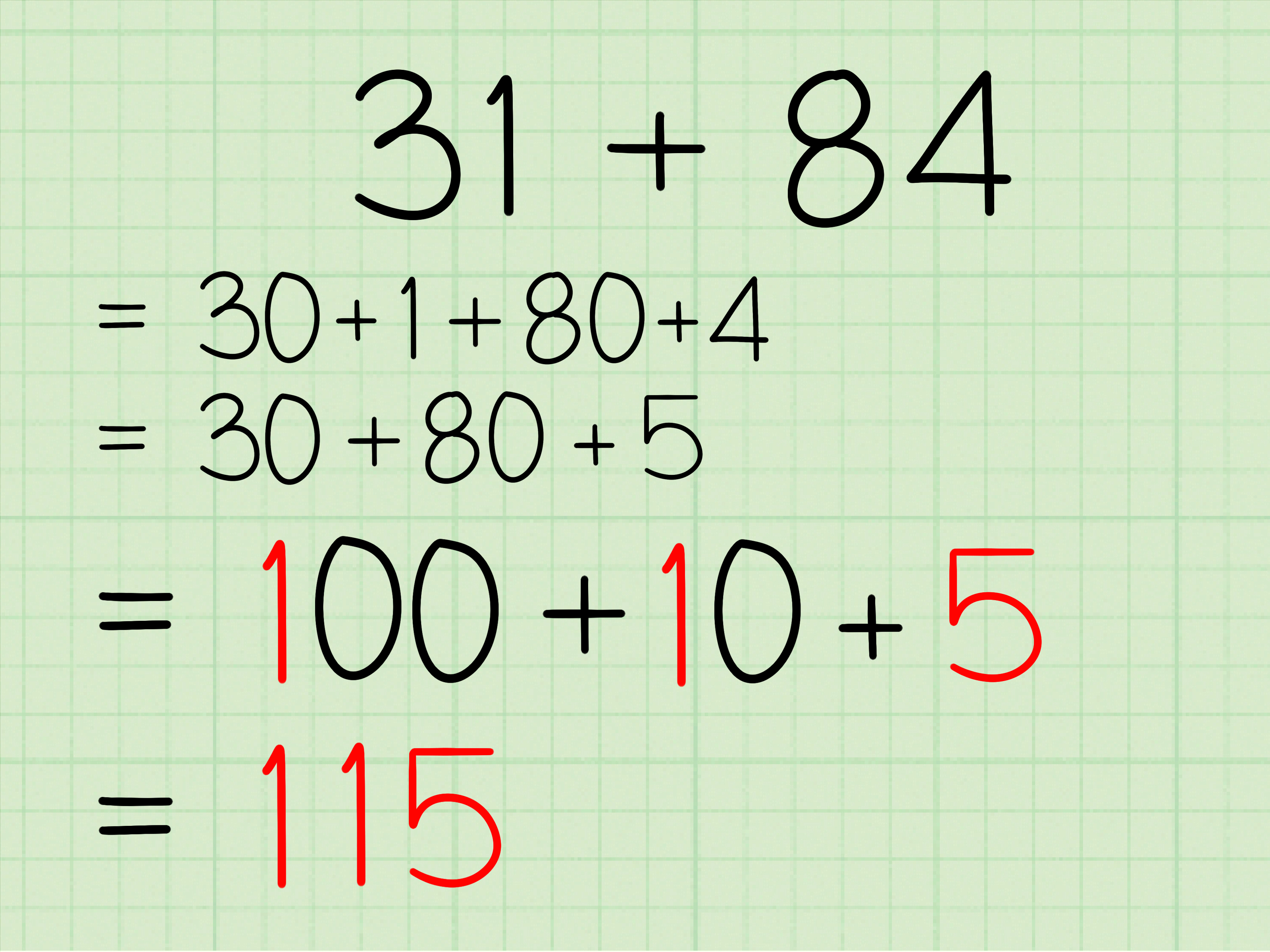 3 Ways To Decompose Numbers